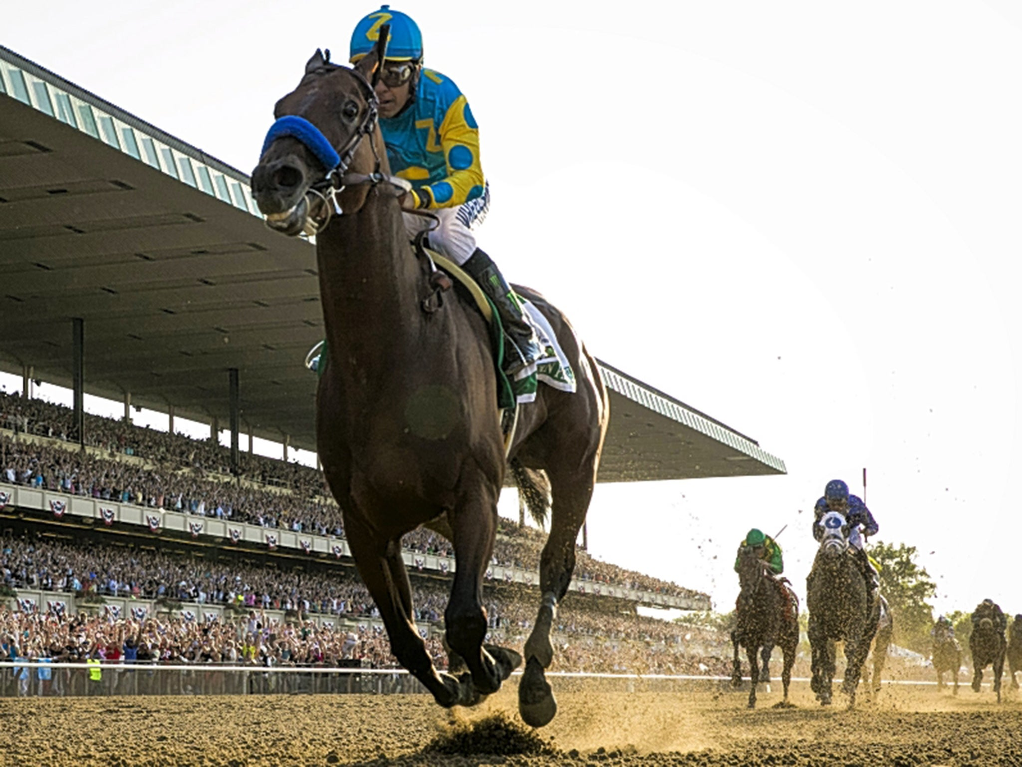 Eclipse Award 2015 American-Pharoah