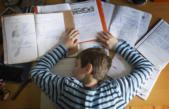 Tens of thousands of parents want a law against homework