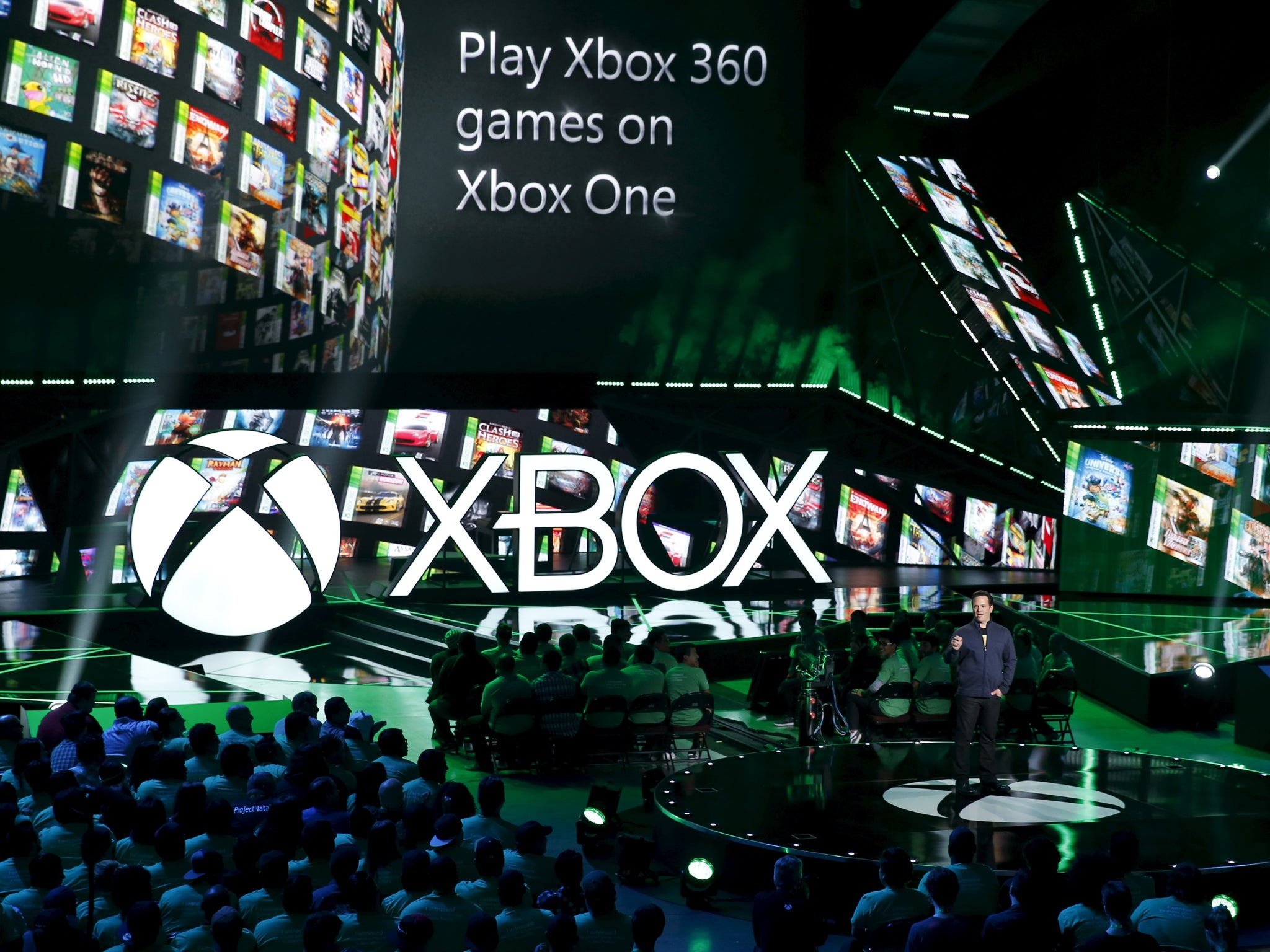 Cooking Games For Xbox 360 : Xbox one at e microsoft launches backwards compatibility