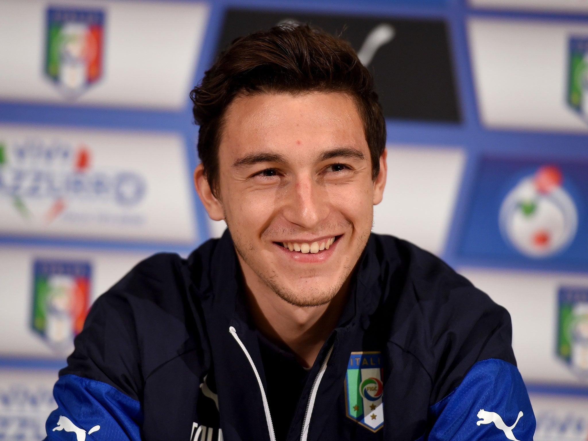 <b>Matteo Darmian</b> to Manchester United: Club &#39;agree £12.7m fee&#39; to begin talks <b>...</b> - Matteo-Darmian