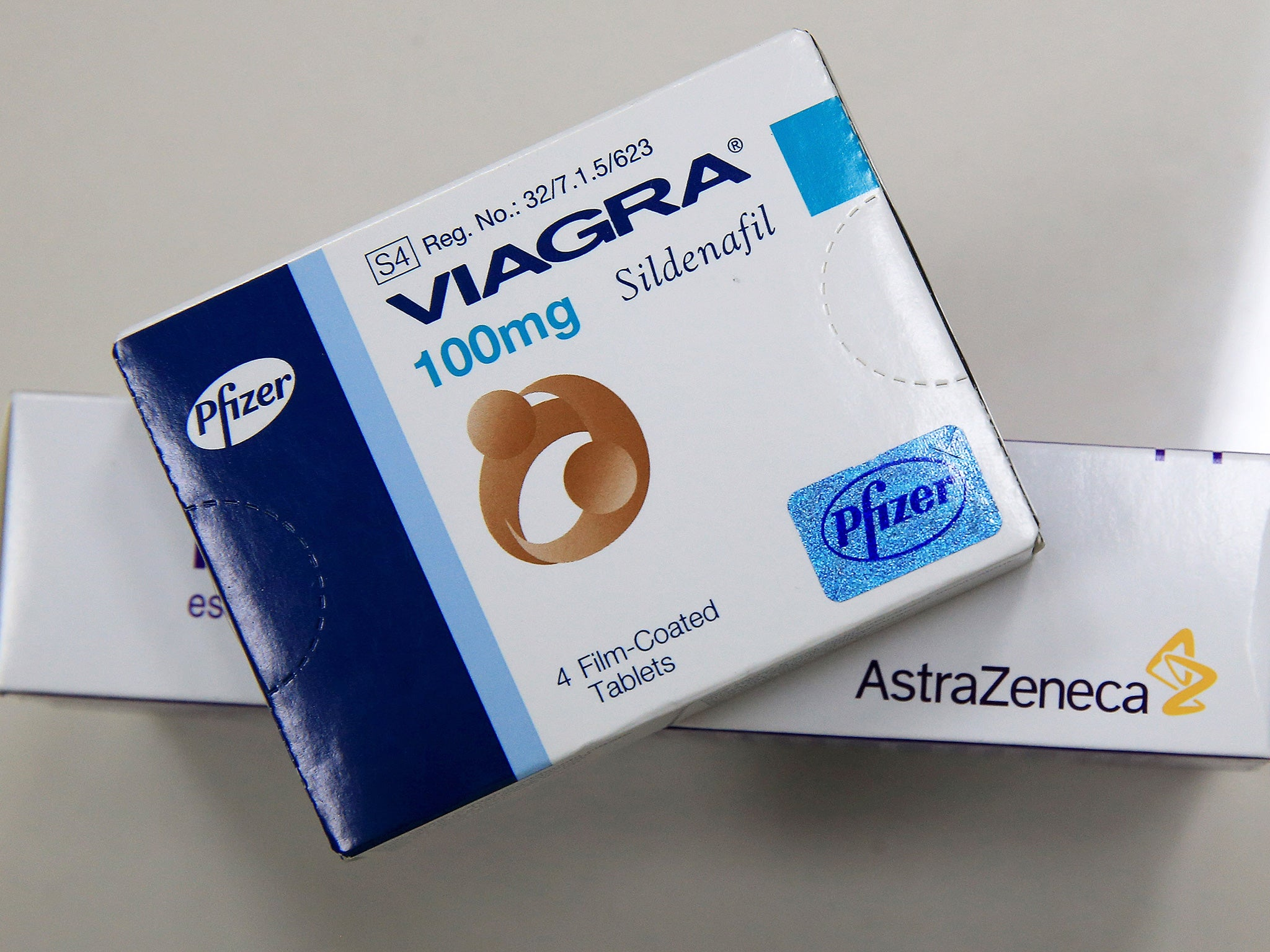 Viagra no erectile dysfunction