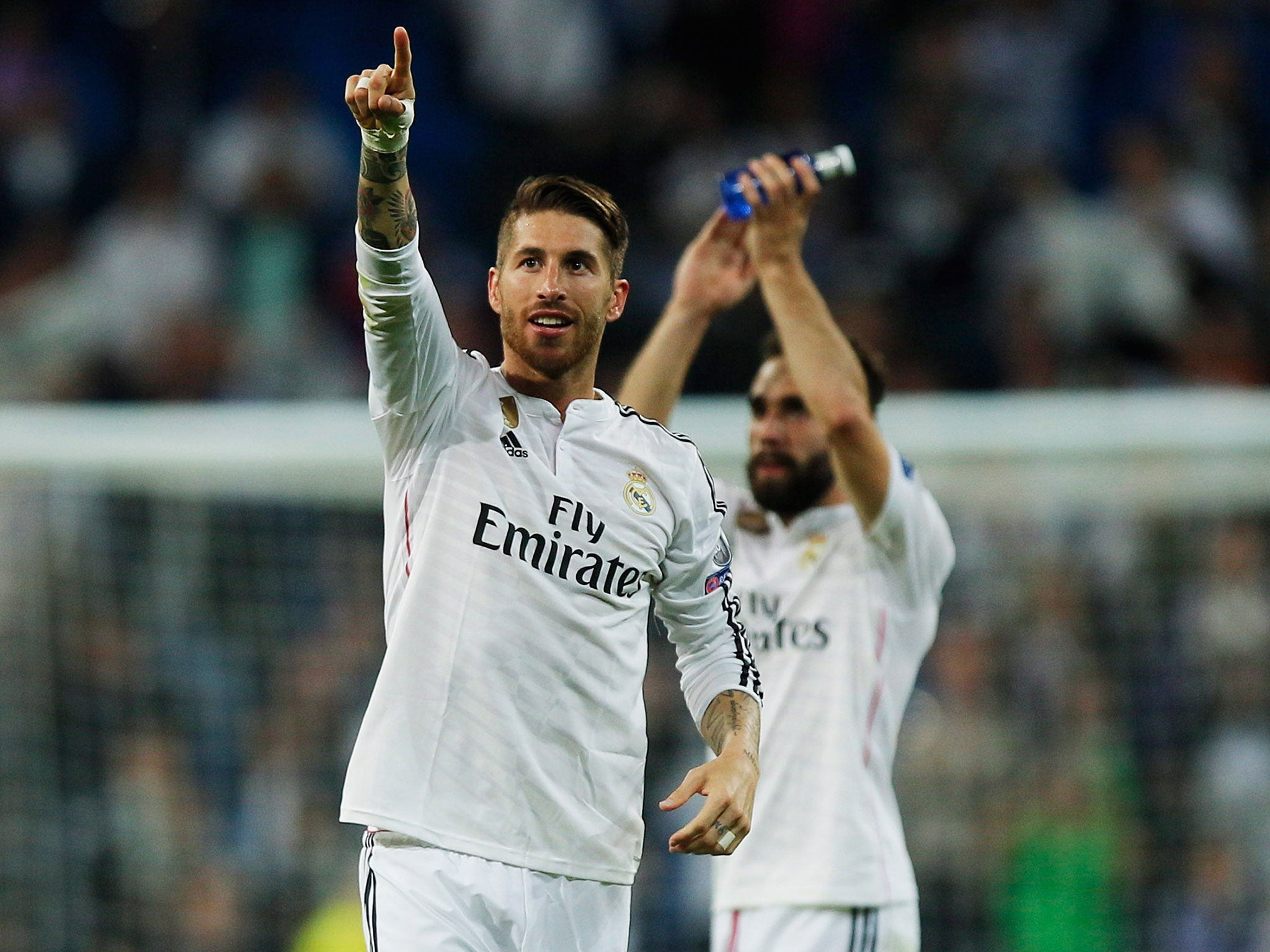 Sergio Ramos to Manchester United: Dani Carvajal suggests ...