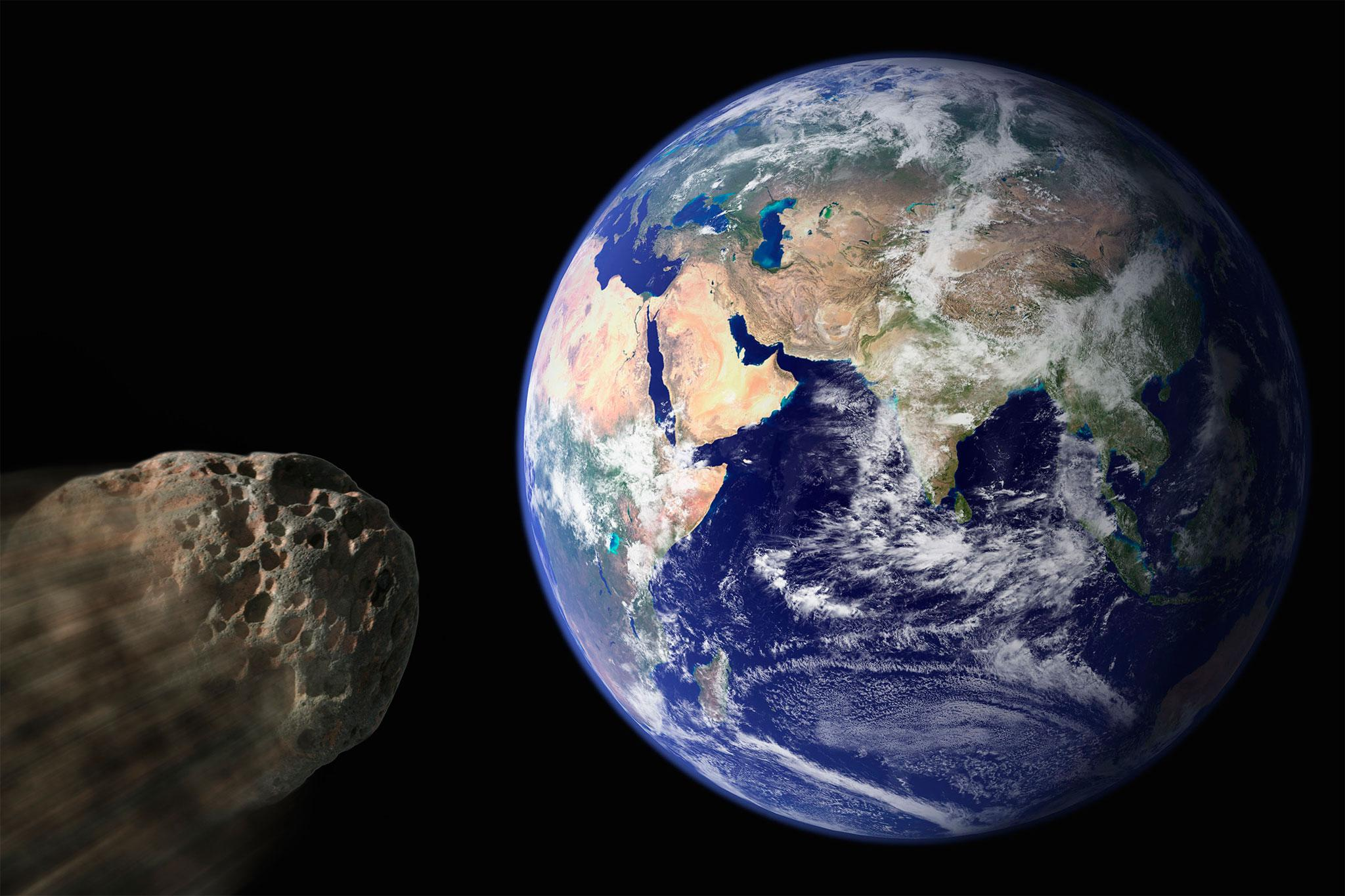 Earth mini Moon has been circling us for nearly a century, Nasa finds   Science   News   The Independent
