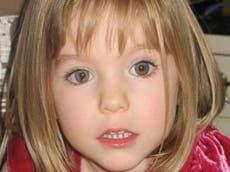 Madeleine McCann parents deny 'spat' with mother of missing Ben Needham