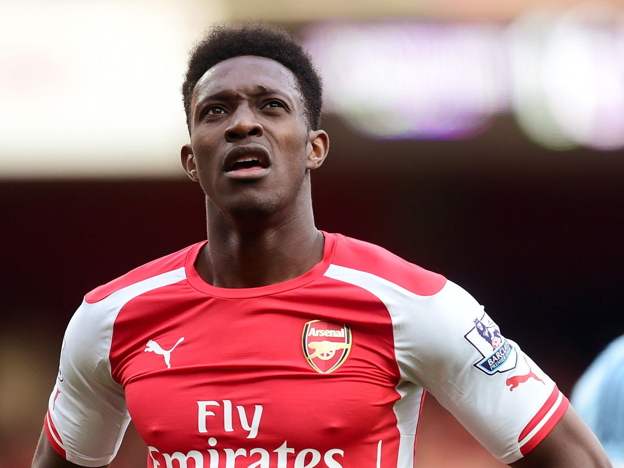 Danny Welbeck: Arsene Wenger confirms Arsenal striker ...