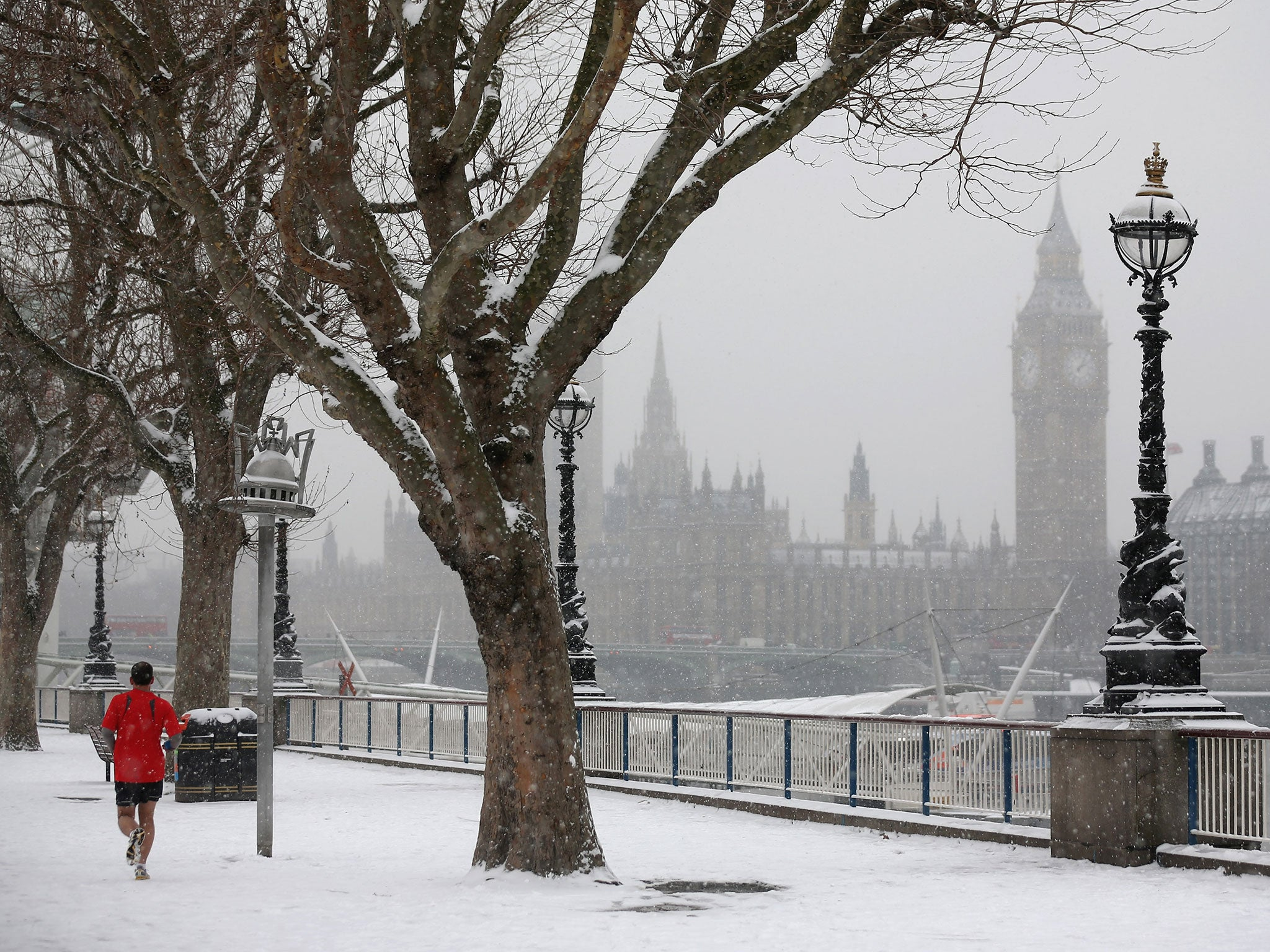 Snow Does El Nino Bring Snow
