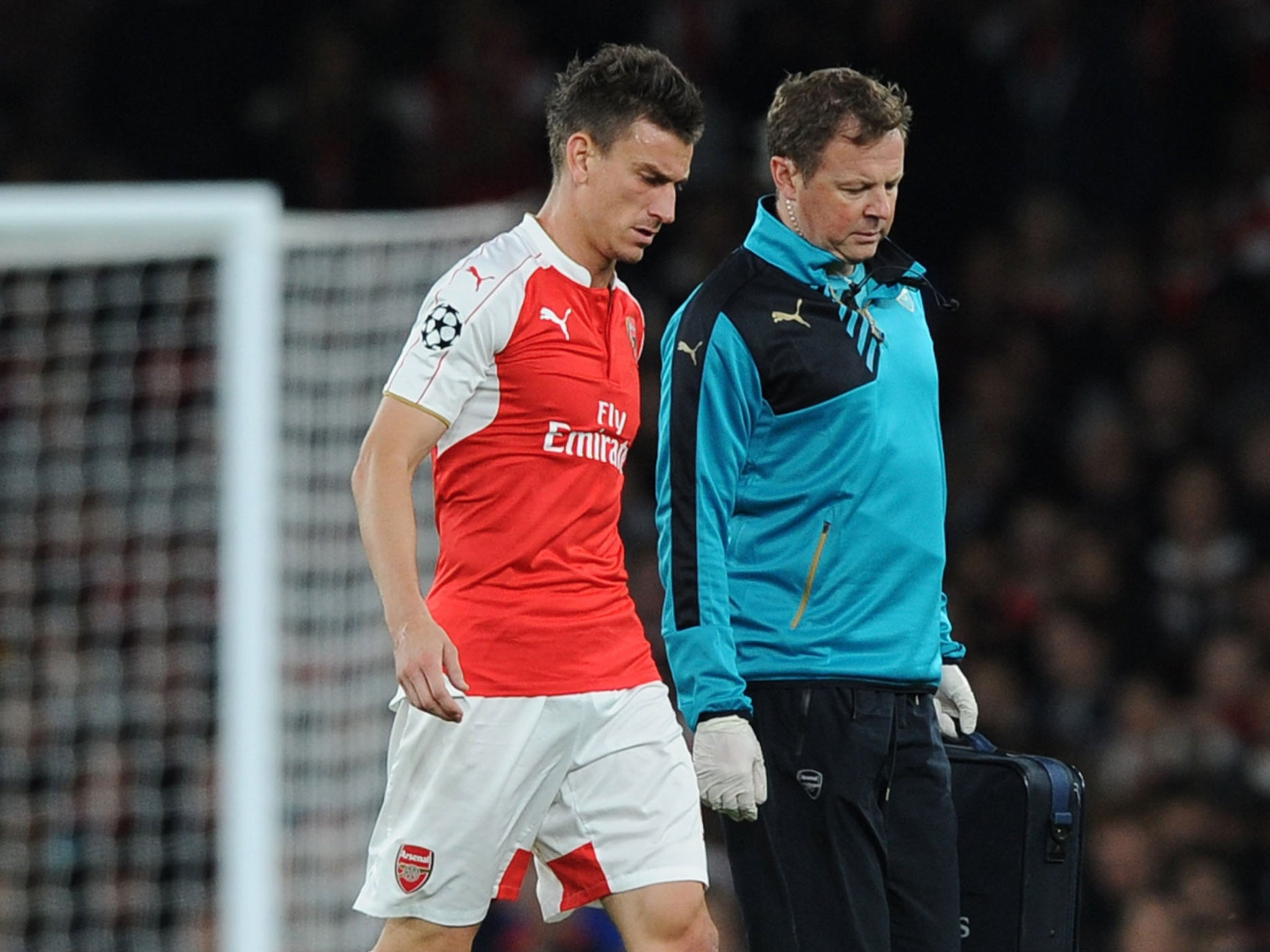 Arsenal injury news: Laurent Koscielny, Mikel Arteta and Mathieu Flamini all out for Manchester United visit, Francis Coquelin fit