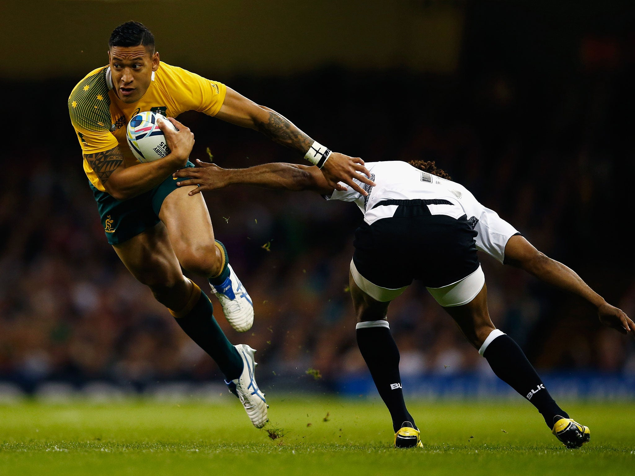 israel folau - photo #12