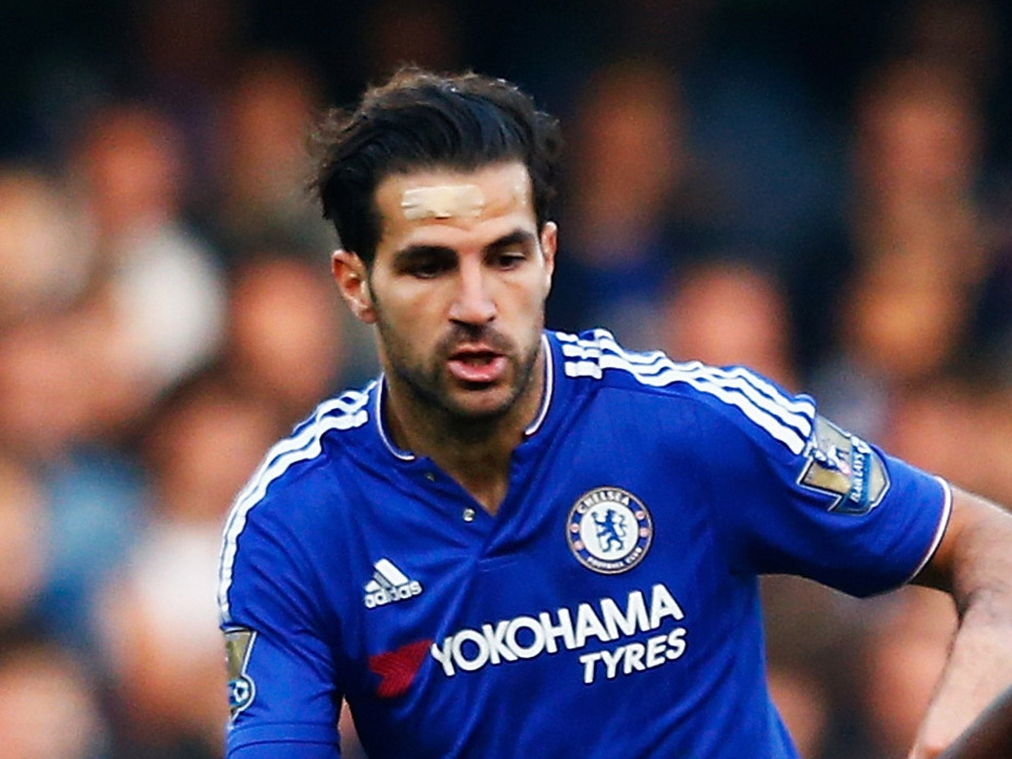 Stoke City vs Chelsea team news: Cesc Fabregas remains on the bench as Gary Cahill dropped