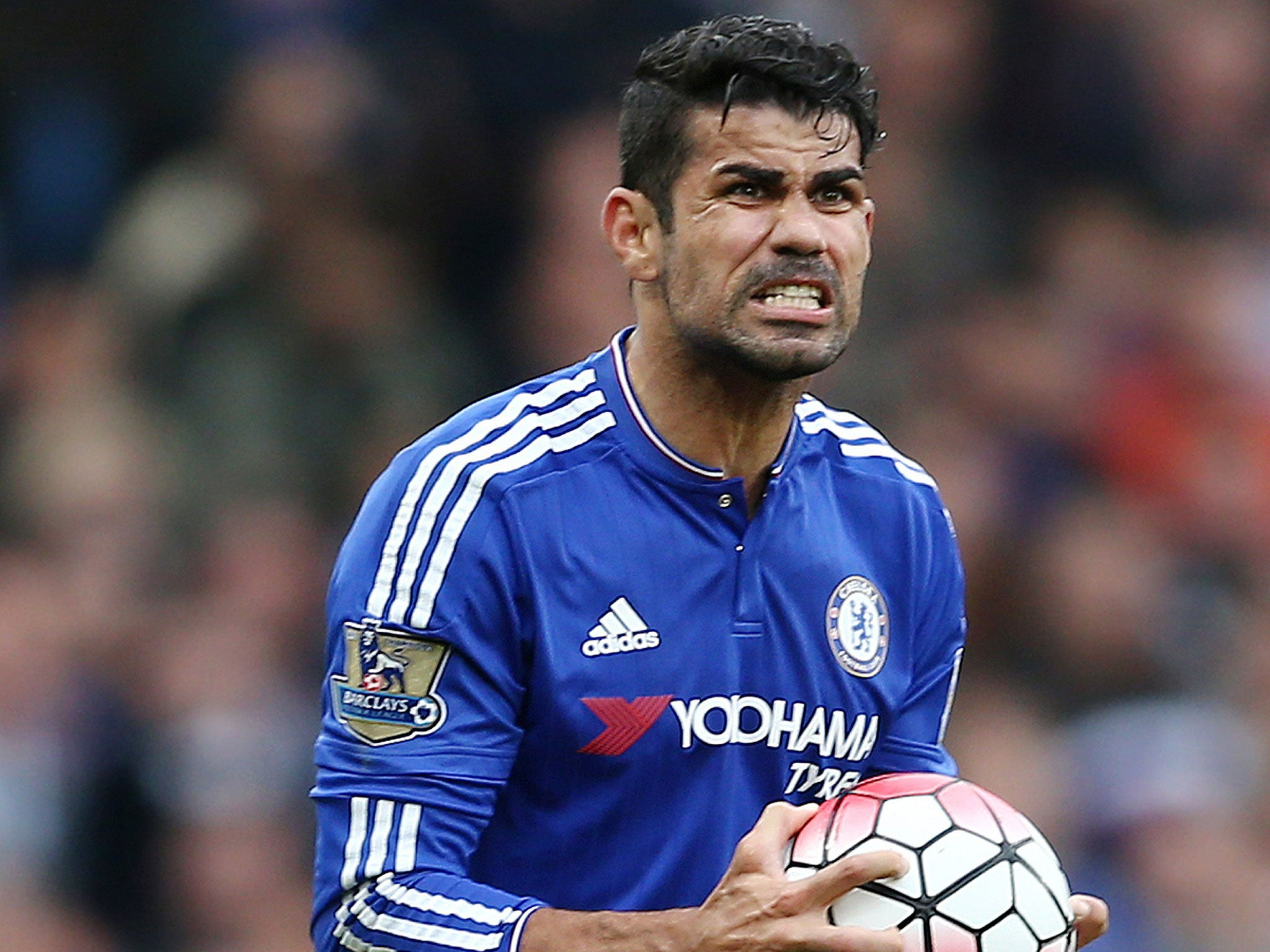 West Ham vs Chelsea: Diego Costa admits he's 'no angel' but refus...
