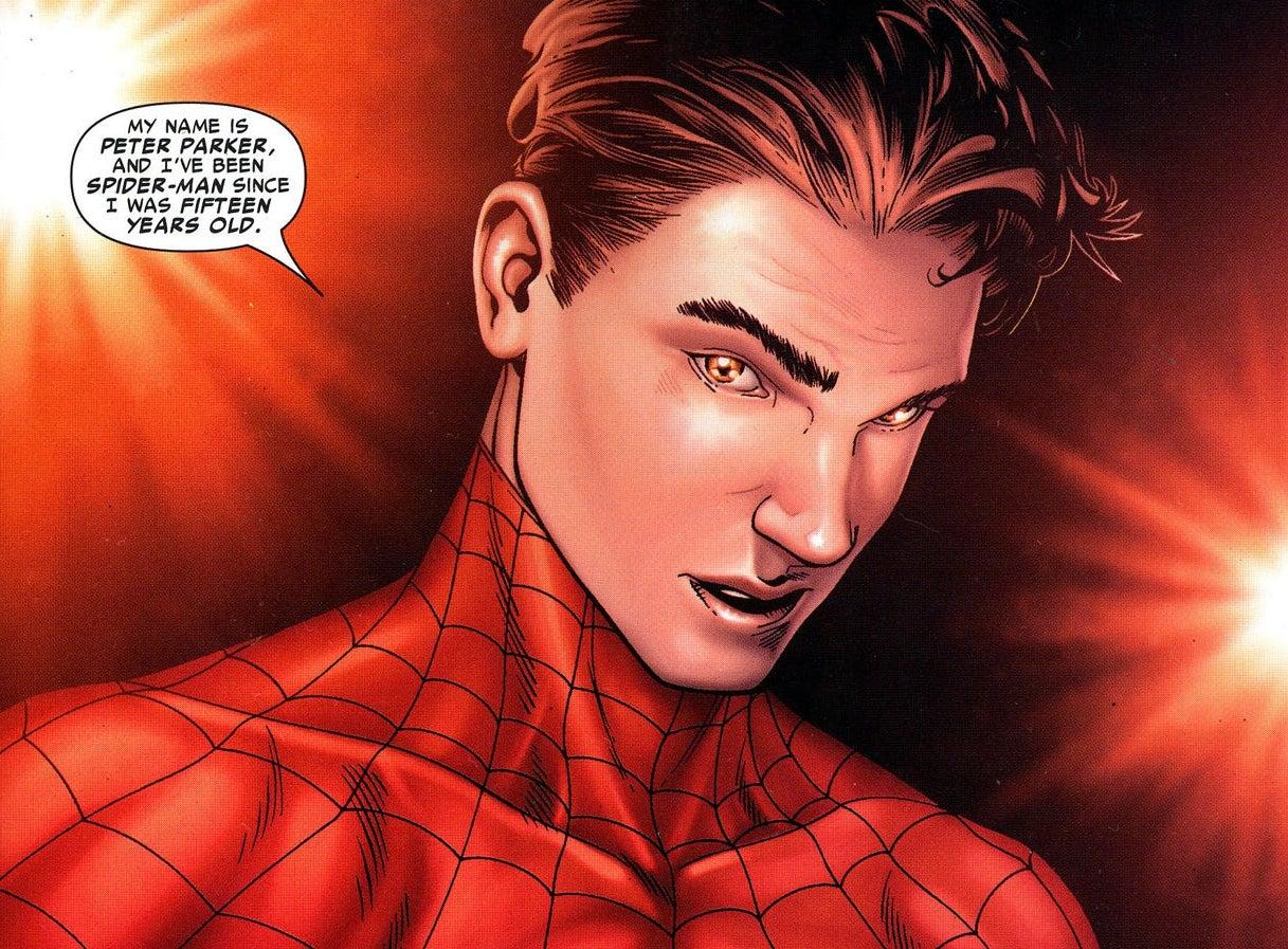 ultimate spider man tv peter parker