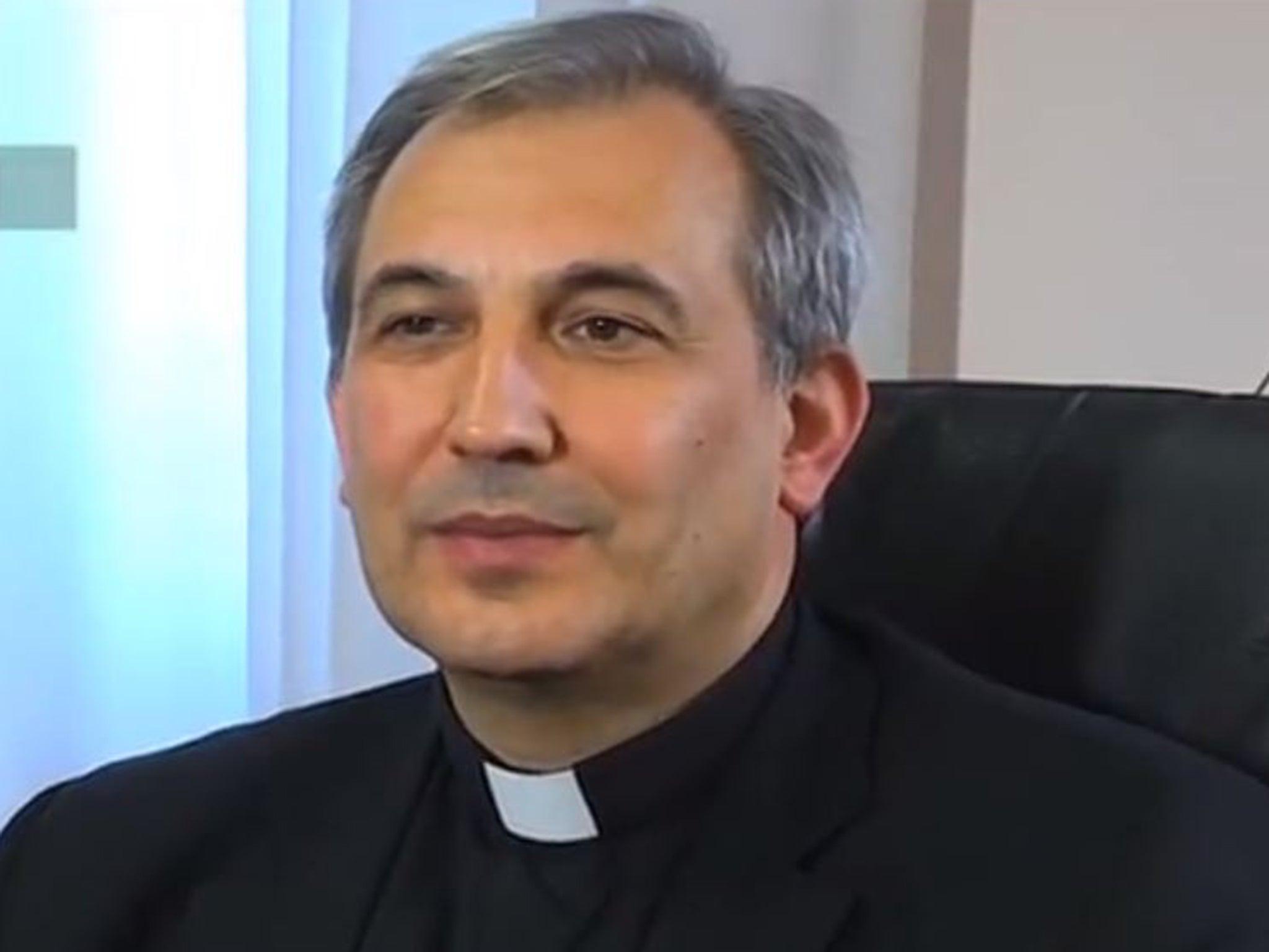 Vatican Cardinals Scandal Vatican Priest