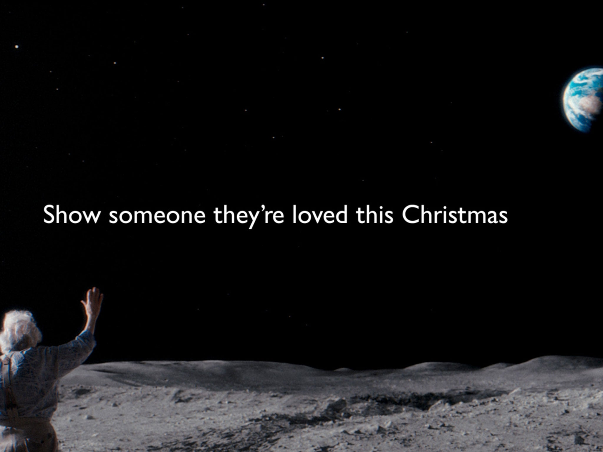 john lewis christmas ad bear
