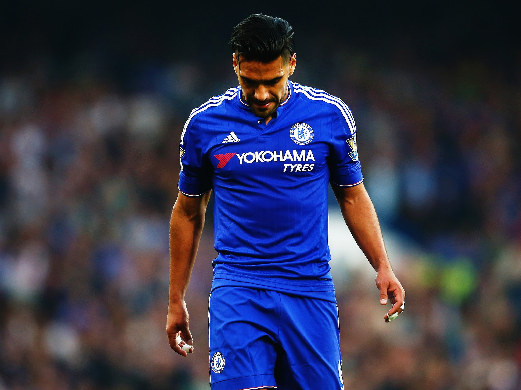 Radamel Falcao to leave Chelsea: Striker set to end woeful Blues spell by joining Valencia in January