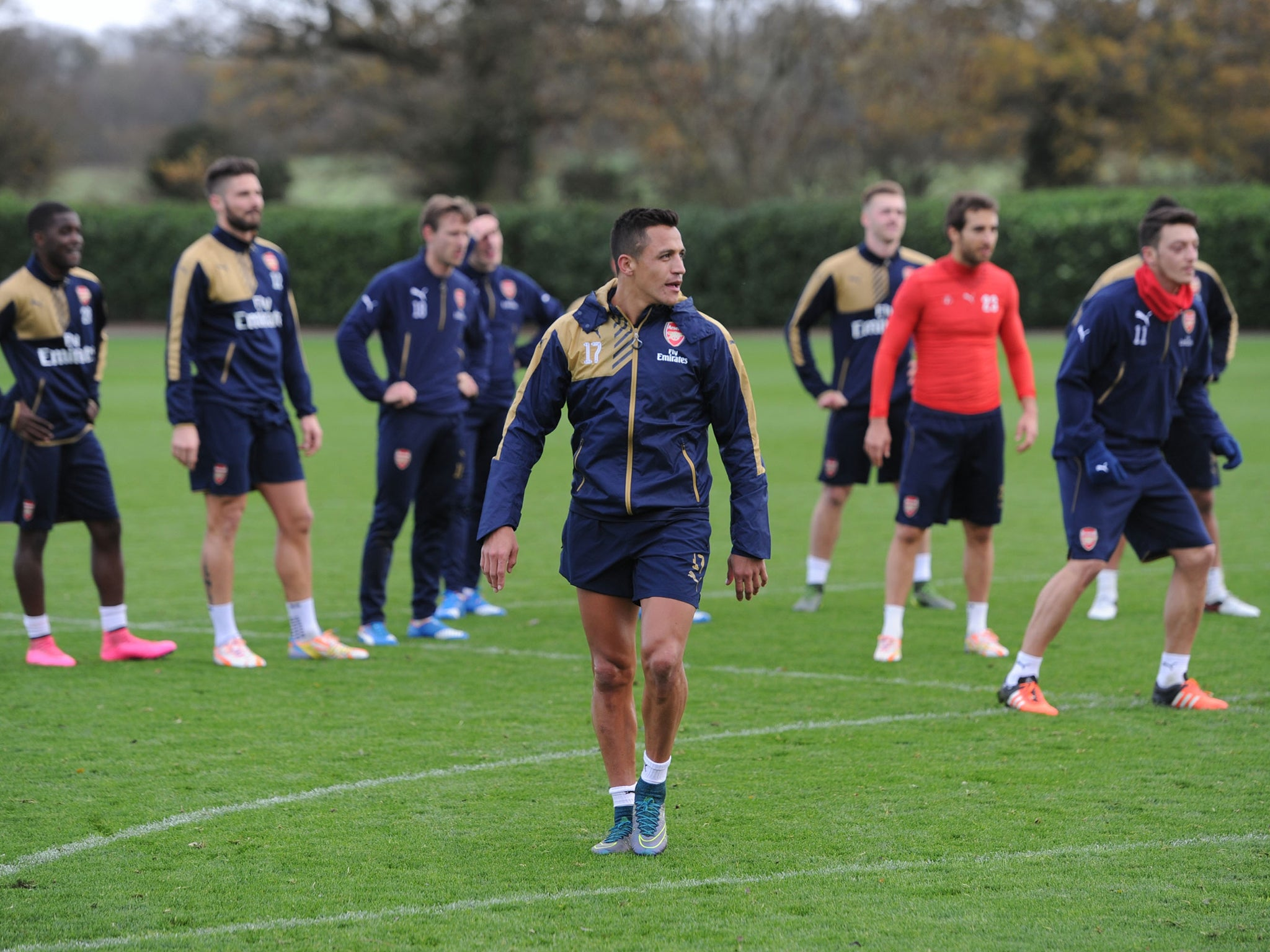 Injury-plagued Arsenal just cannot rest weary Alexis Sanchez, admits Arsene Wenger