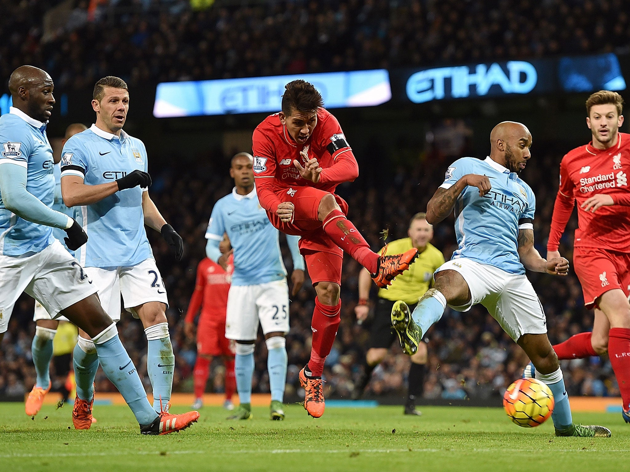 Image Result For Liverpool V Man City Penalties