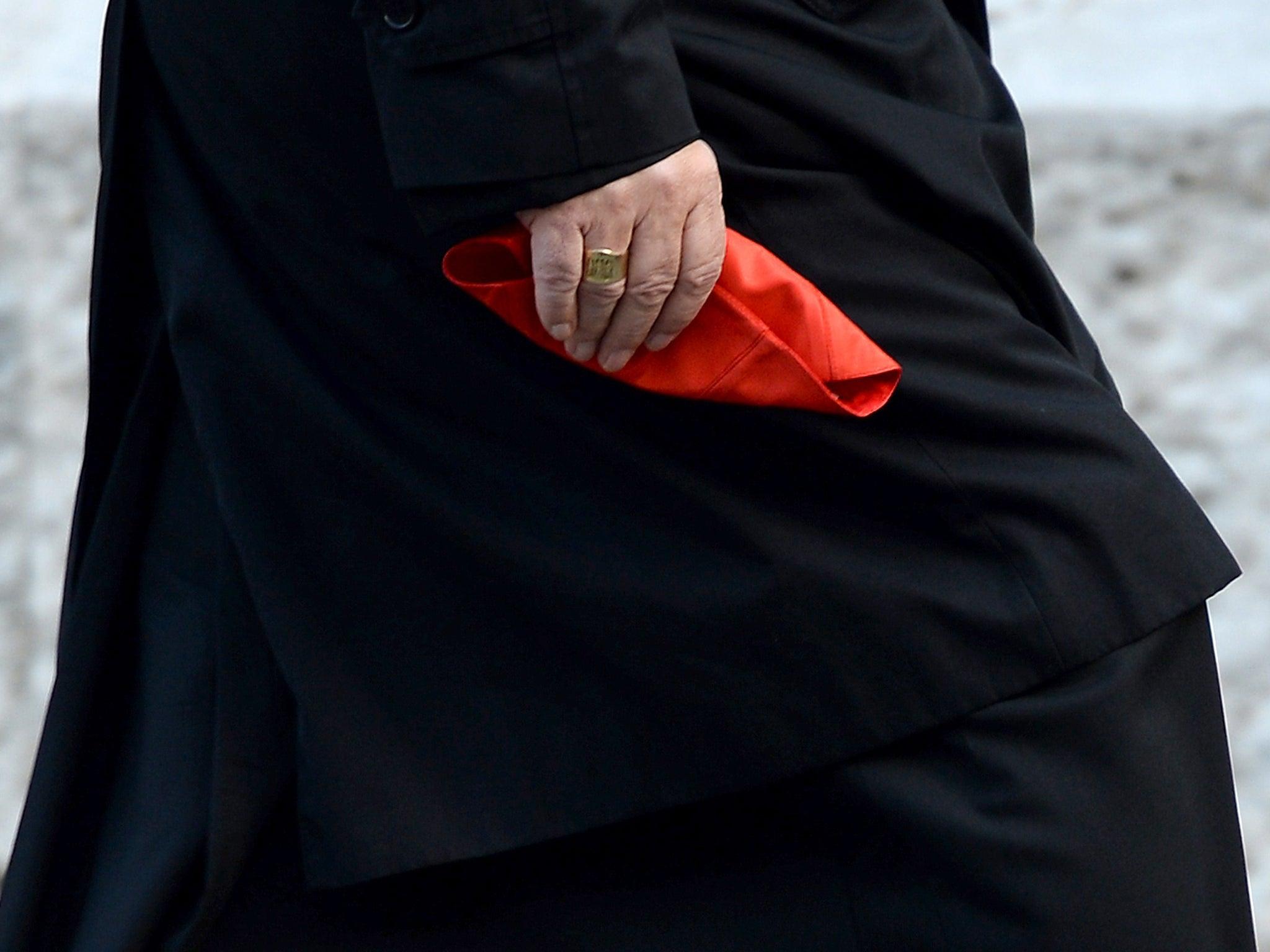 Vatican Cardinal Get