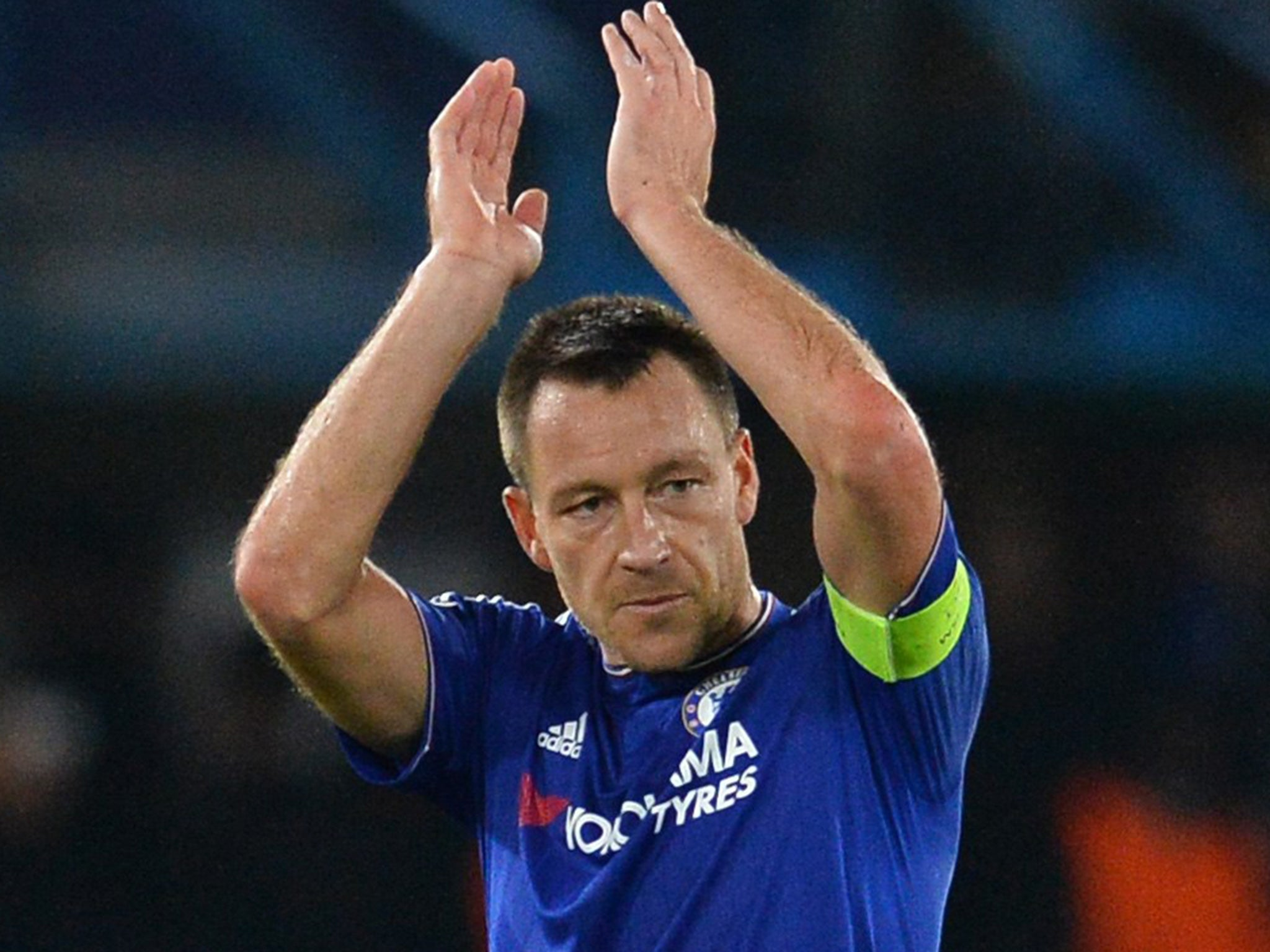 John Terry could stay at Chelsea, admits Guus Hiddink