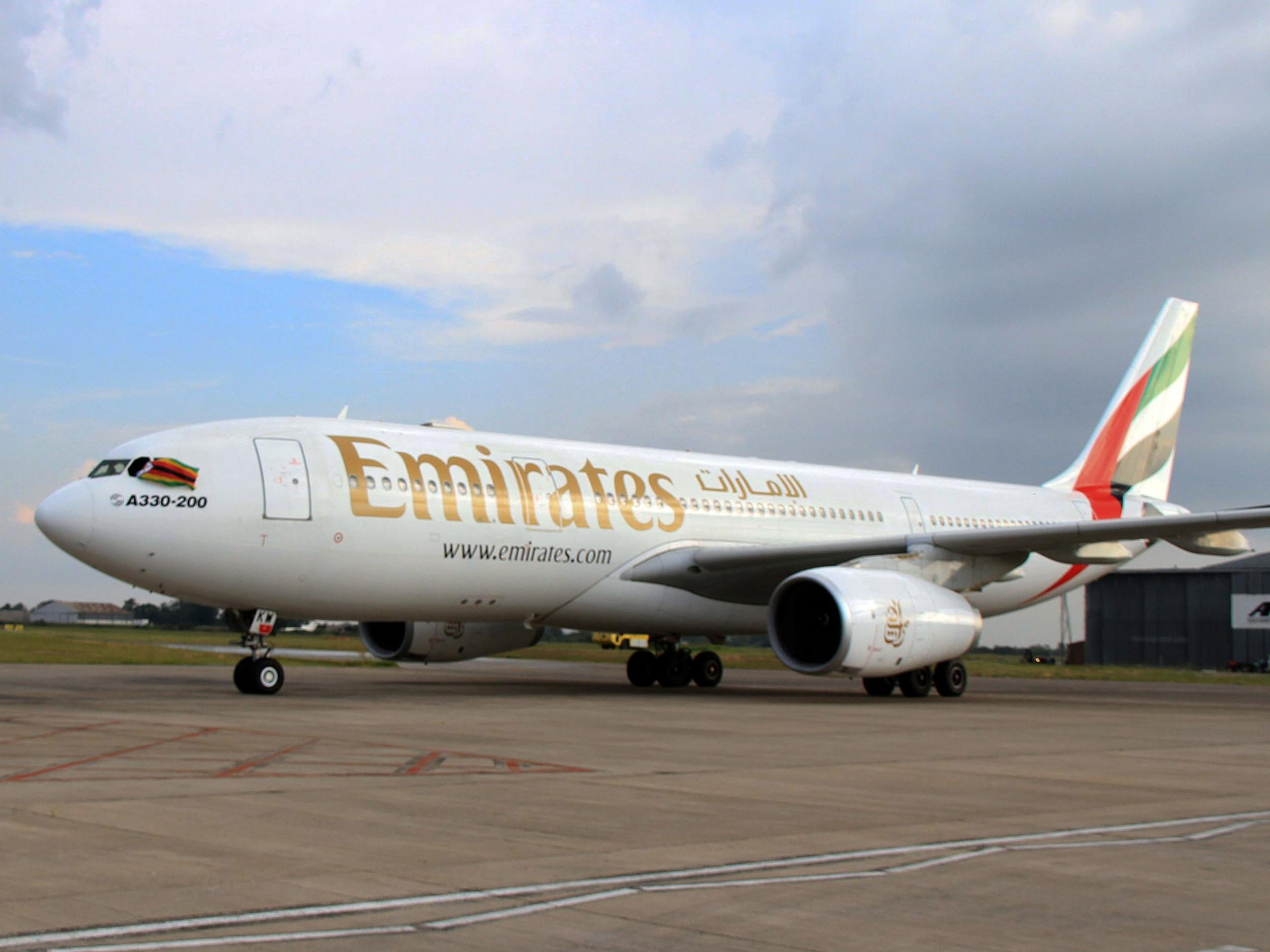 Emirates Worst Ever Air Rage Passenger Jailed After