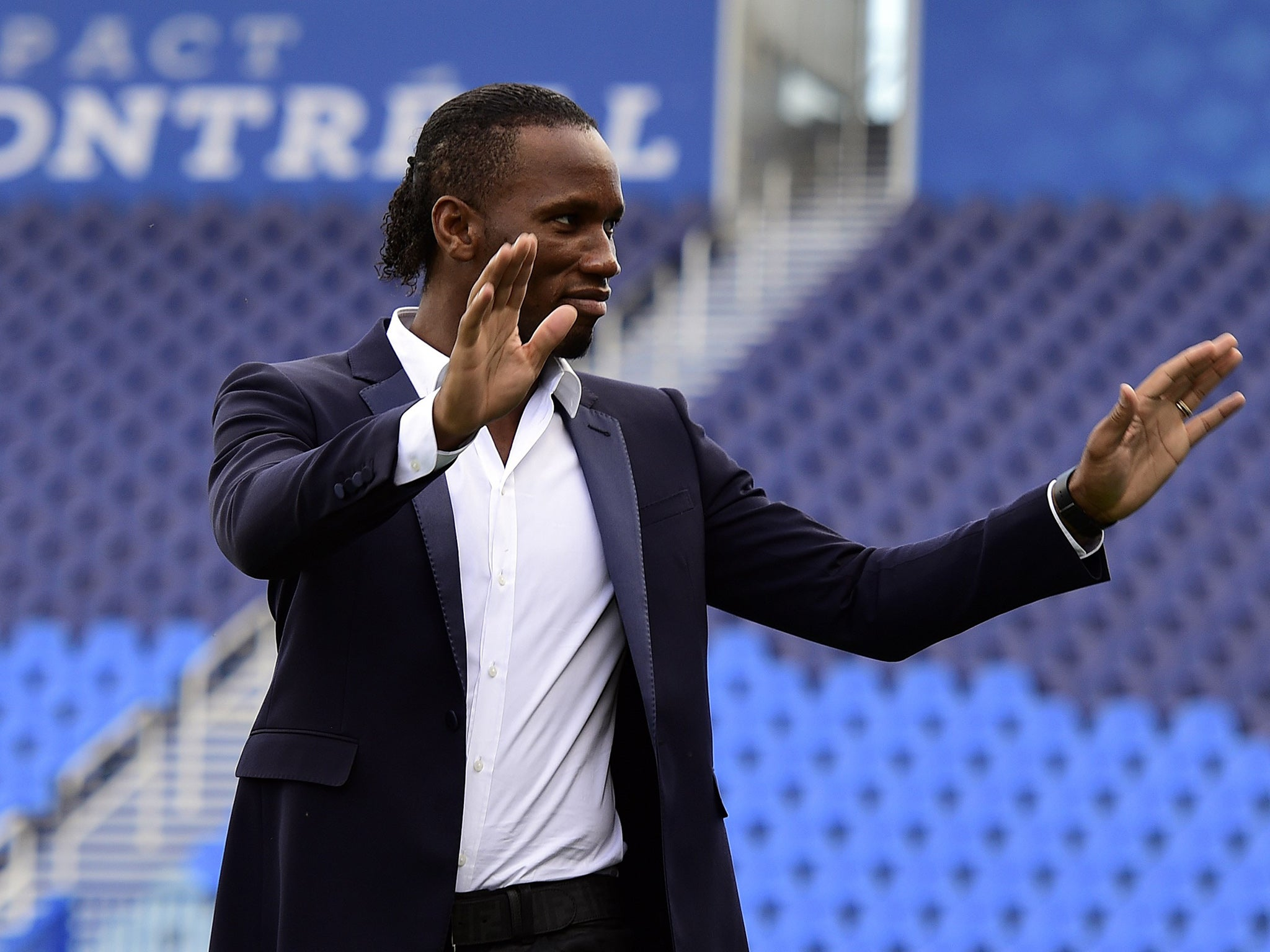 Didier Drogba backs Arsenal to win Premier League because 'they have got Petr Cech', not Chelsea