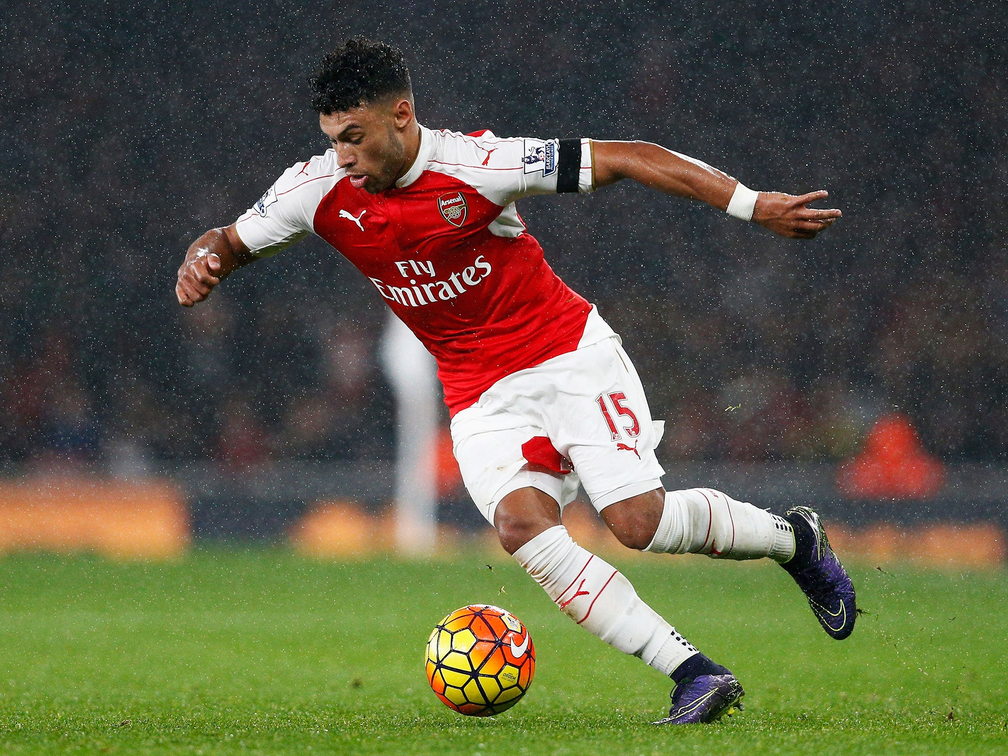 Norwich vs Arsenal: Alex Oxlade-Chamberlain in contention to return but Alexis Sanchez won't be rested