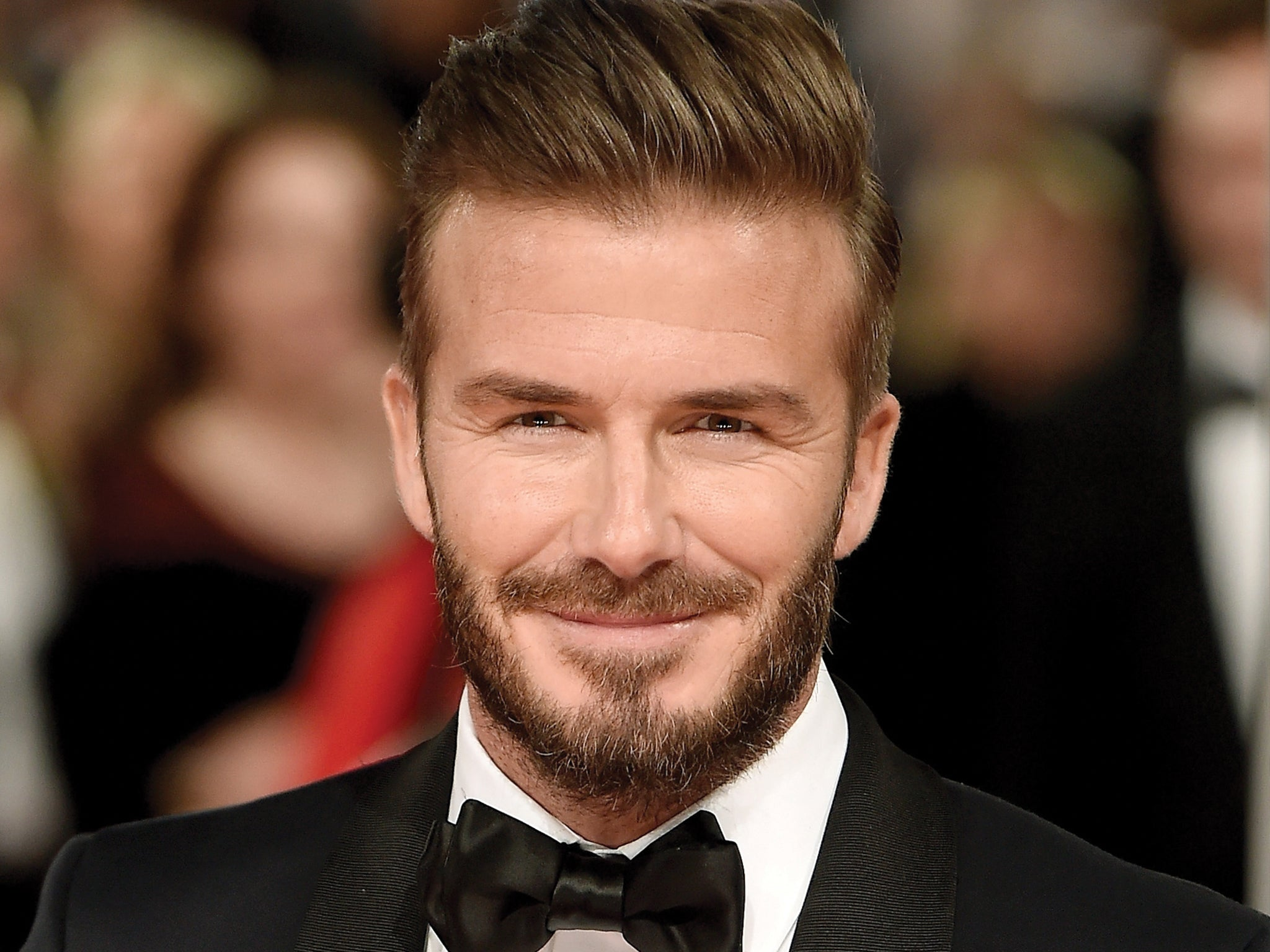 David Beckham backs The Independent's charity appeal for Great Ormond ... David Beckham