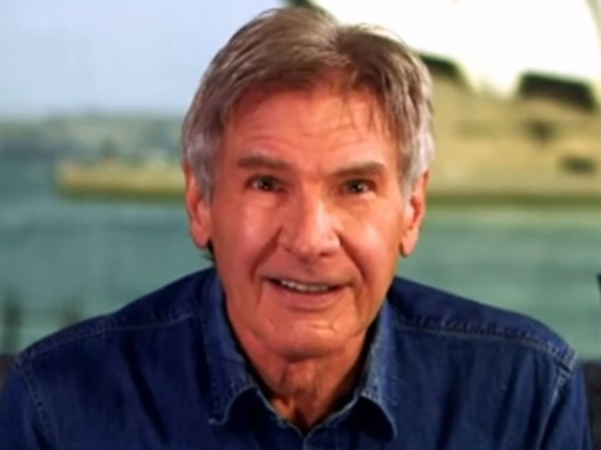 Harrison Ford accuses ...