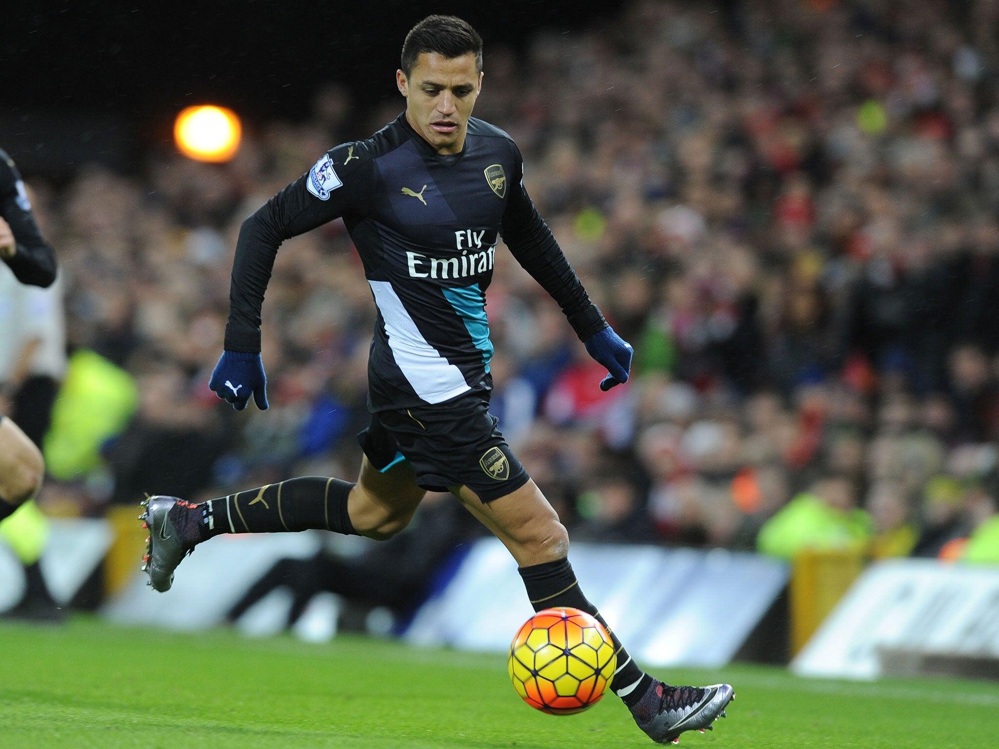 Arsenal can win an historic Premier League, FA Cup and Champions League treble this season, says Alexis Sanchez