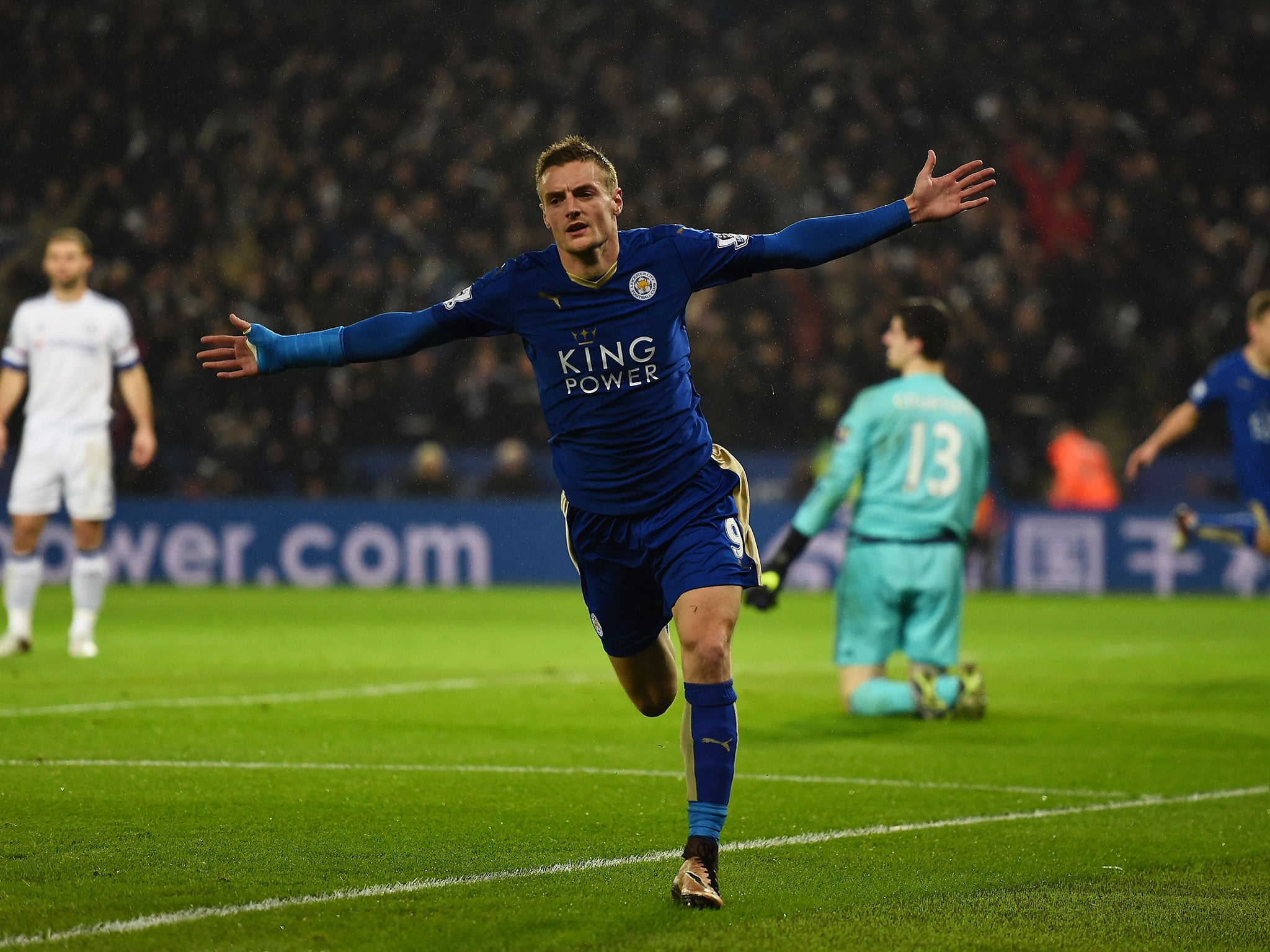 Leicester Vs Chelsea Match Report: Jamie Vardy And Riyad Mahrez On Target To Send Foxes Top Of
