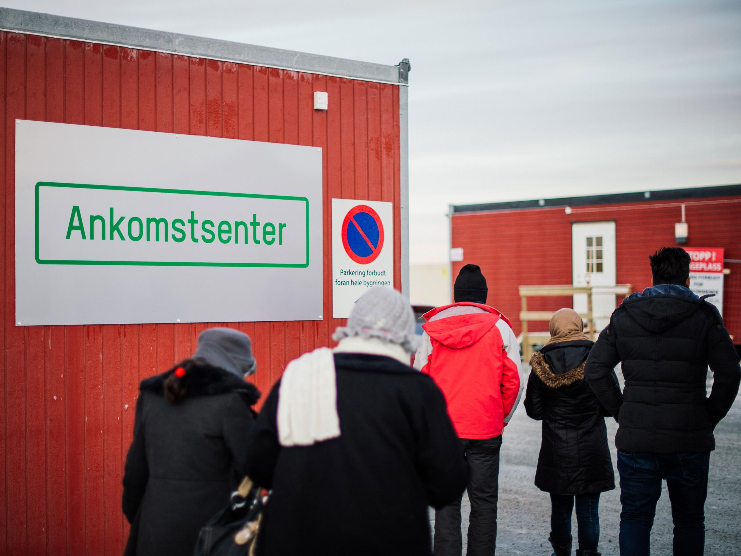 Norway Refugee