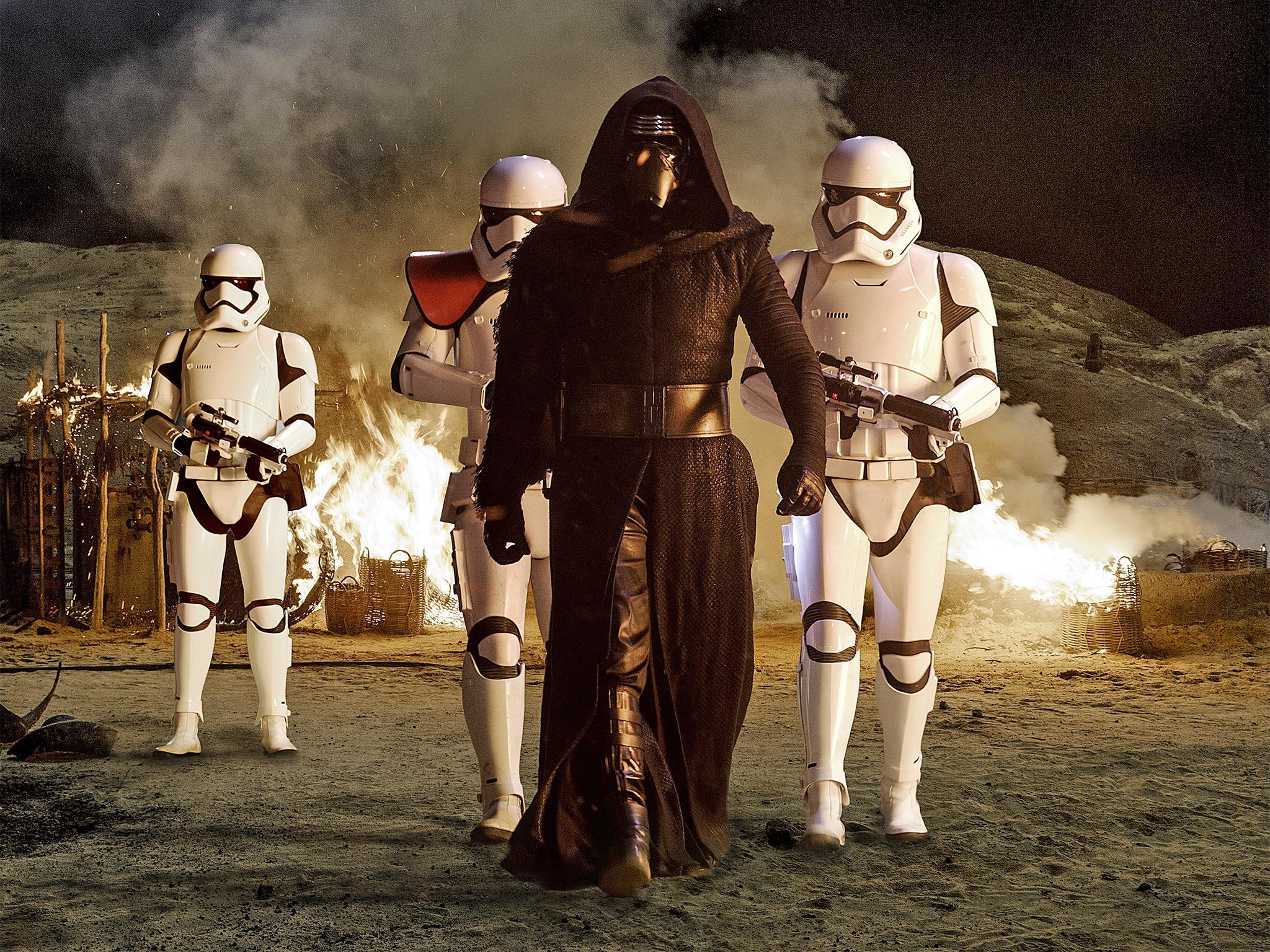 star wars the force awakens beats jurassic worlds global box office record taking 528m plus in one weekend ben office fan
