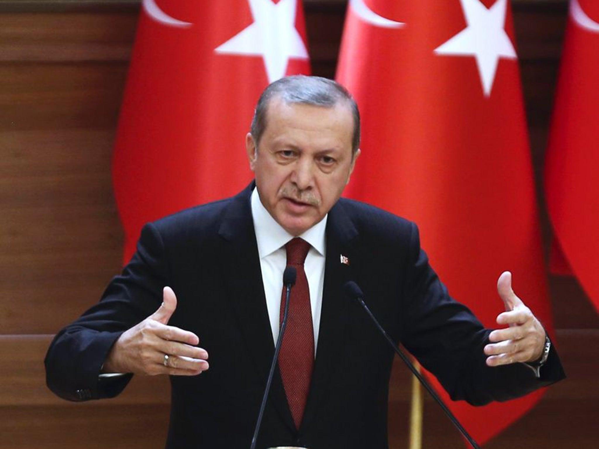 Թուրքիայի գլխավոր շտաբն ու հետախուզական ծառայություններն այսուհետ կլինեն Էրդողանի անձնական հսկողության ներքո