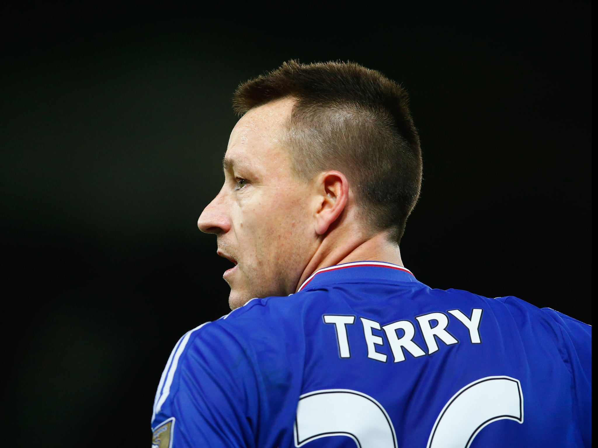 John Terry feels Chelsea will not budge over contract