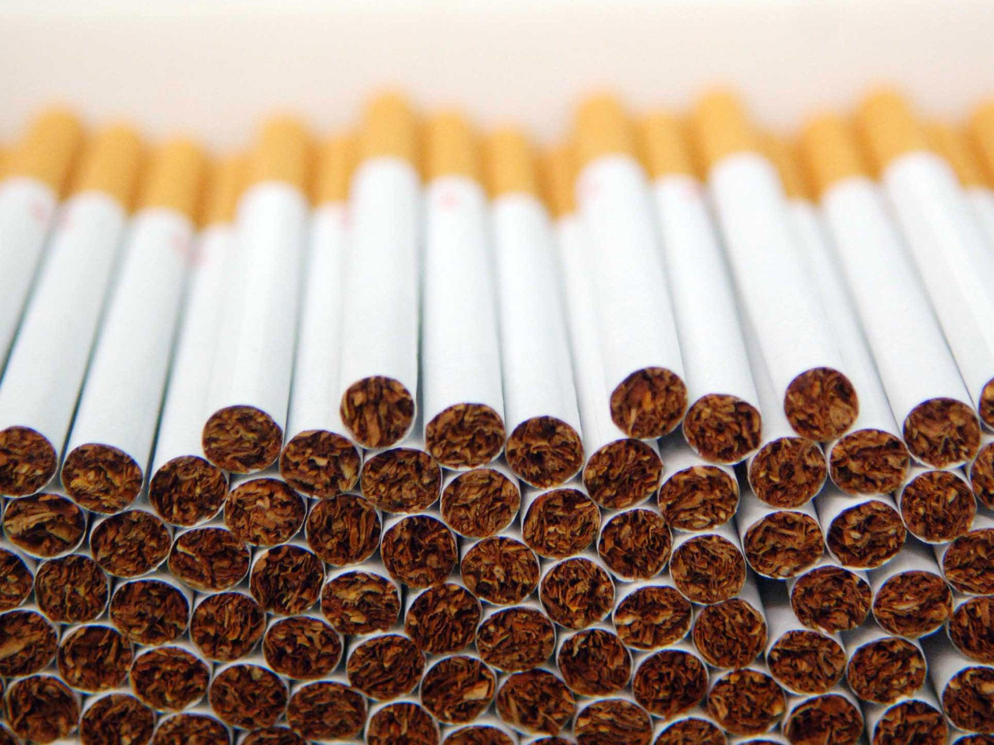 Cigarette Companies Lose Last Minute Bid To Stop Plain