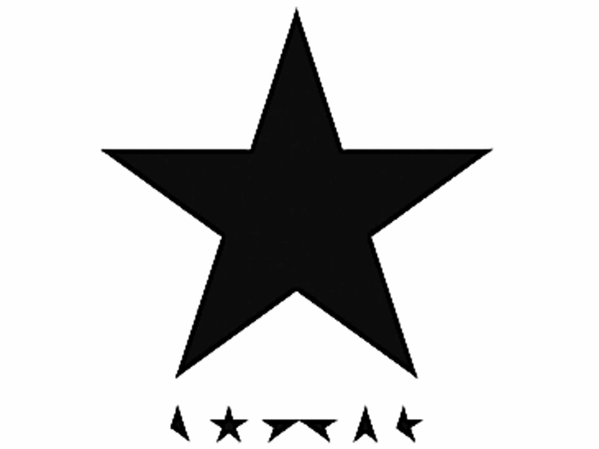 David Bowie - Blackstar cover art album art