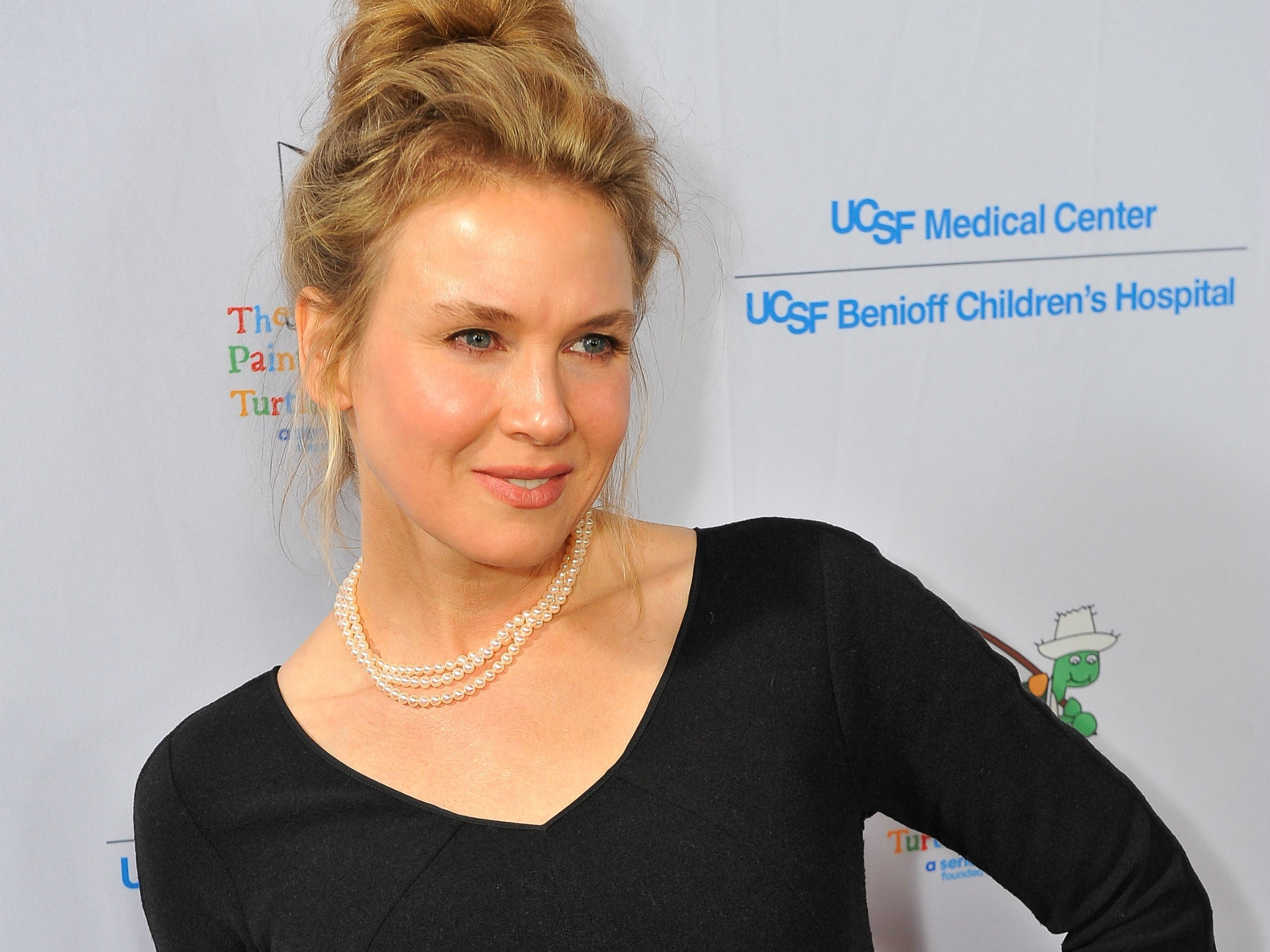 Renee Zellweger on impact of having her face criticised ... Renee Zellweger