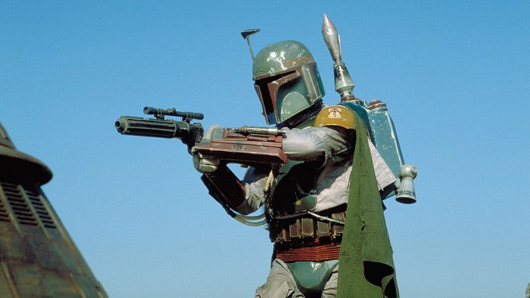 Star Wars: Boba Fett was originally going to be the main villain in Return of the Jedi but George Lucas got bored