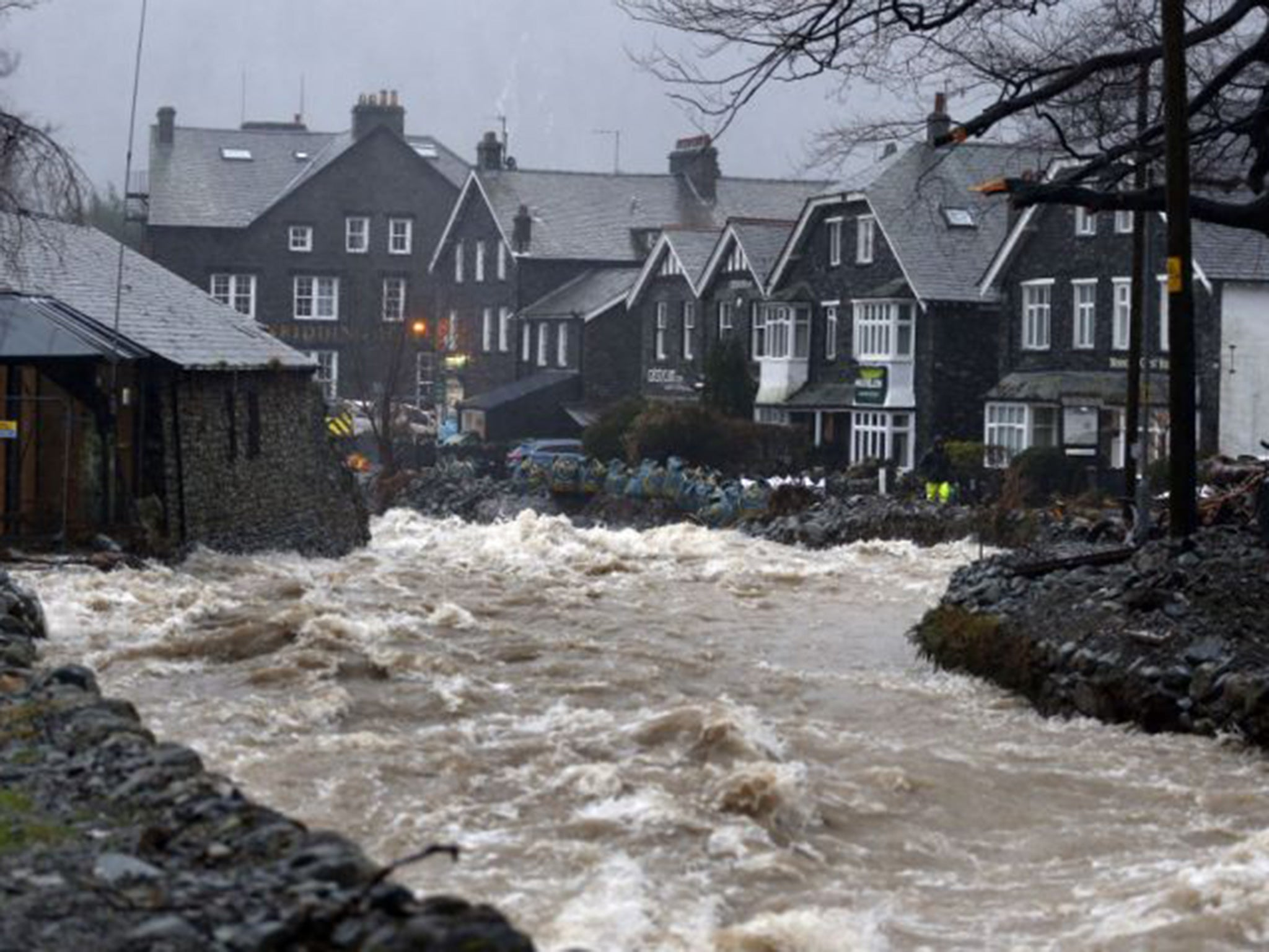 UK weather: Why the recent devastating floods will become the new ...
