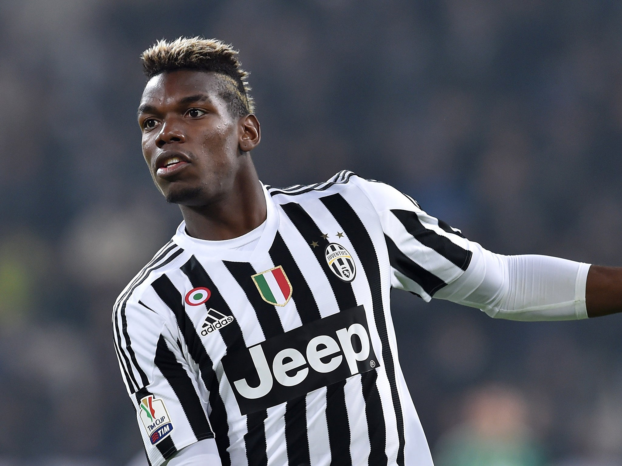 paul pogba says manchester united stint was like being on