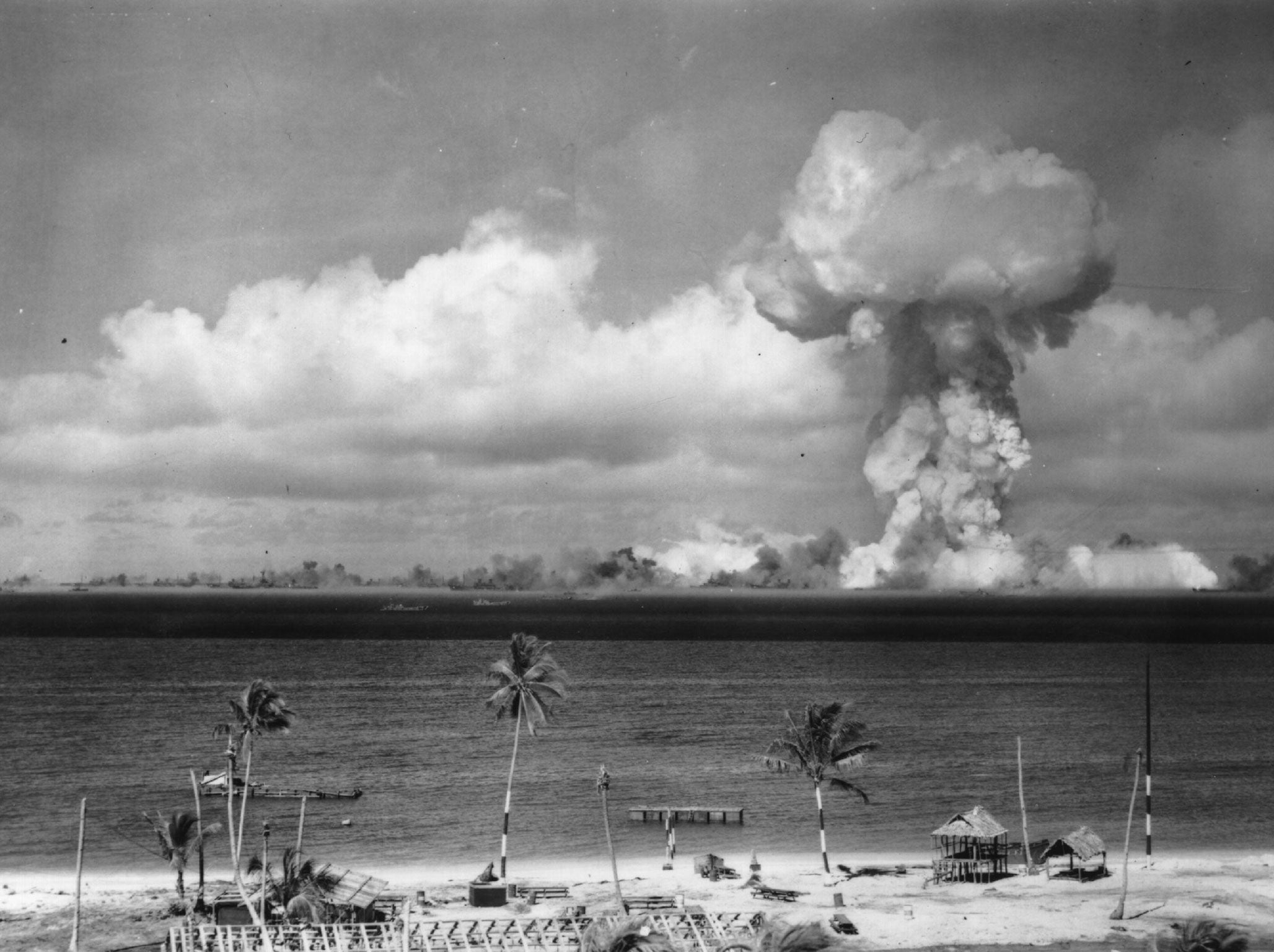 the aftermath when the bomb went off in the book hiroshima by john hershey 'hiroshima,' john hersey this is the  'the effects of atomic bombs on  hiroshima and nagasaki,' the united states strategic bombing survey.
