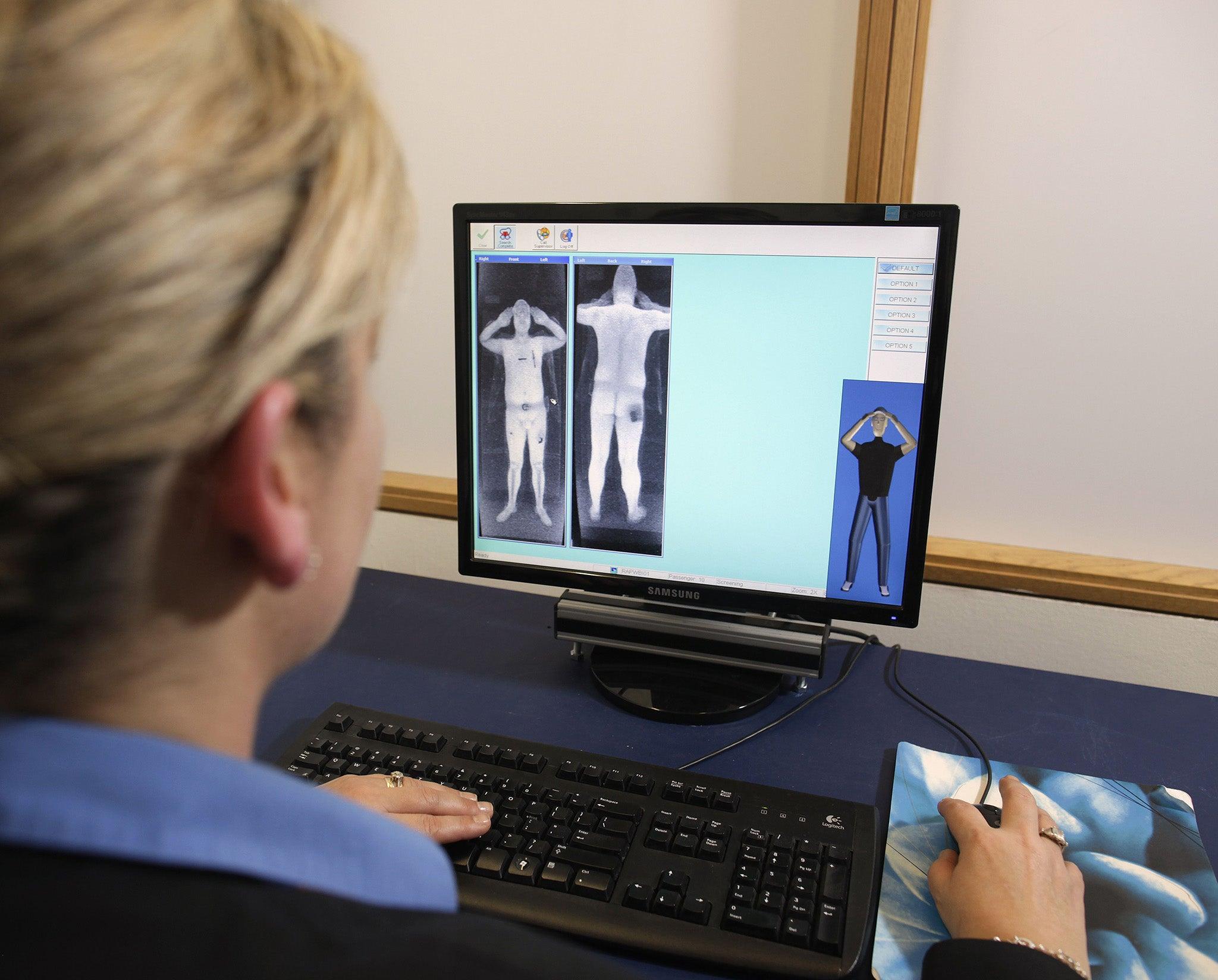 from Gregory transgender full body scanner