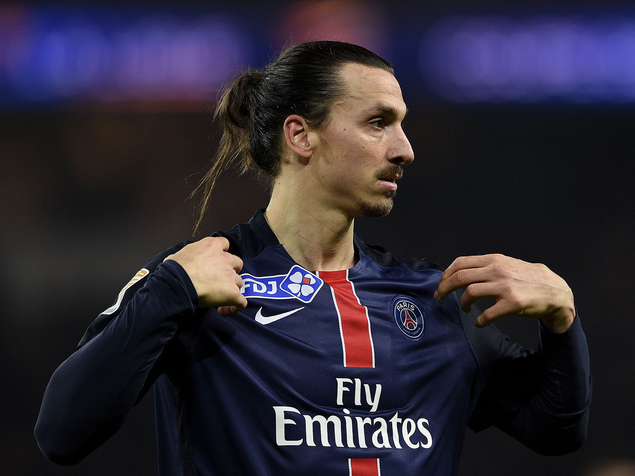 Zlatan Ibrahimovic to leave PSG: Manchester United target confirms exit from Ligue 1 club this summer | European | Sport | The Independent