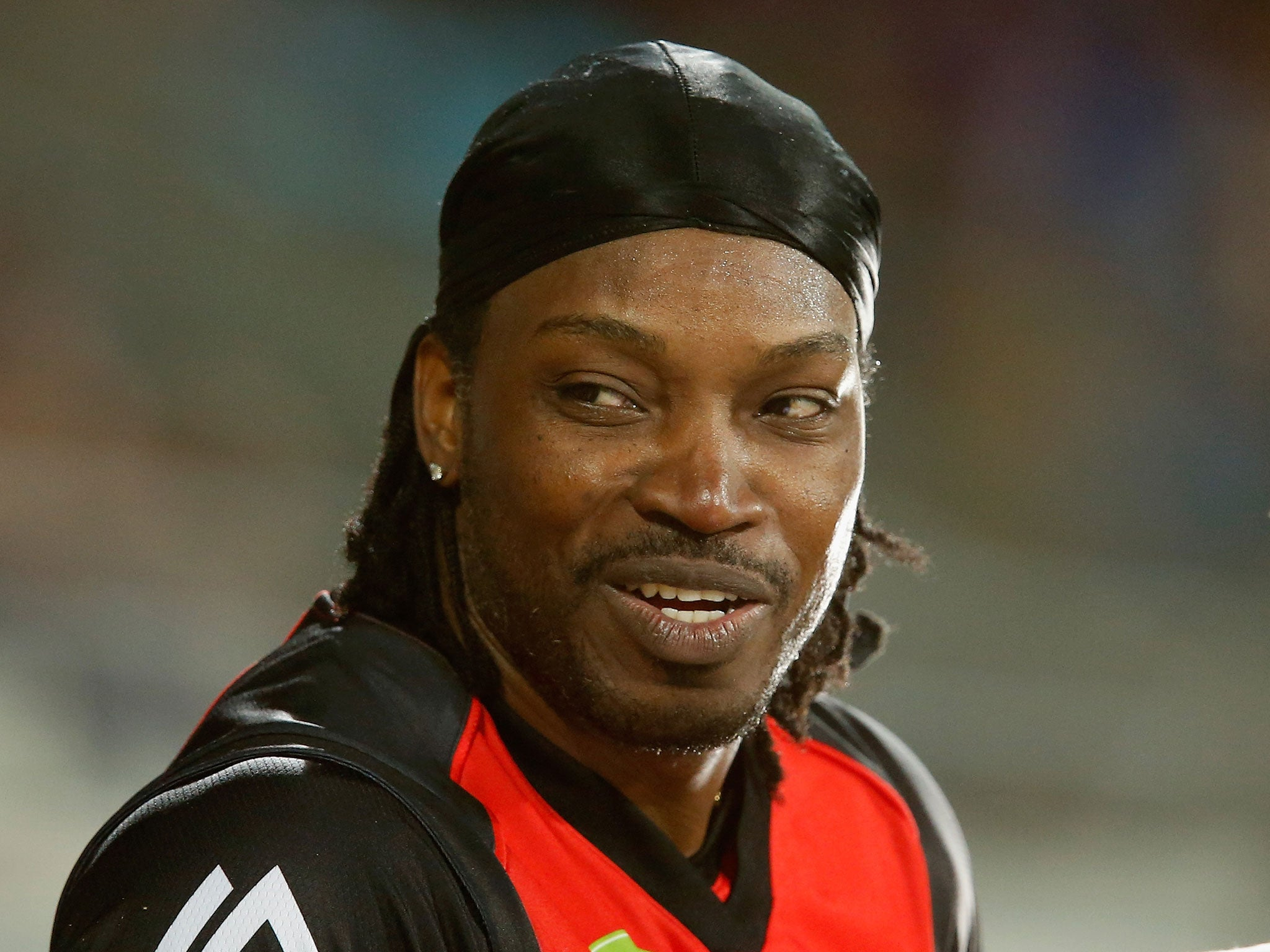 Chris Gayle repeats infamous 'don't blush' comment in interview w...