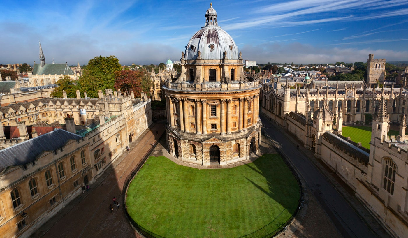 Uk Dominates European University Rankings As Oxford