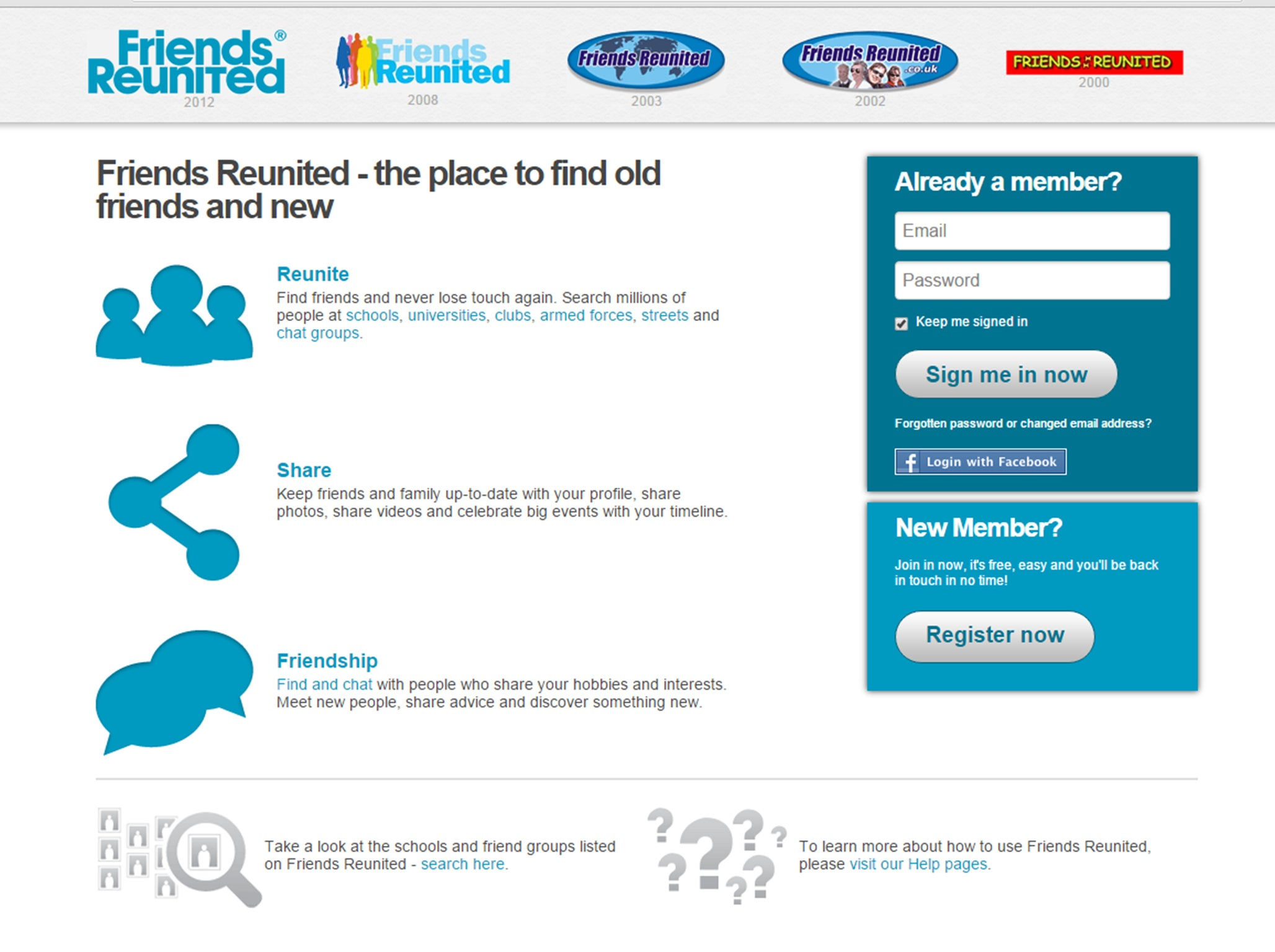 friends reunited dating app for iphone