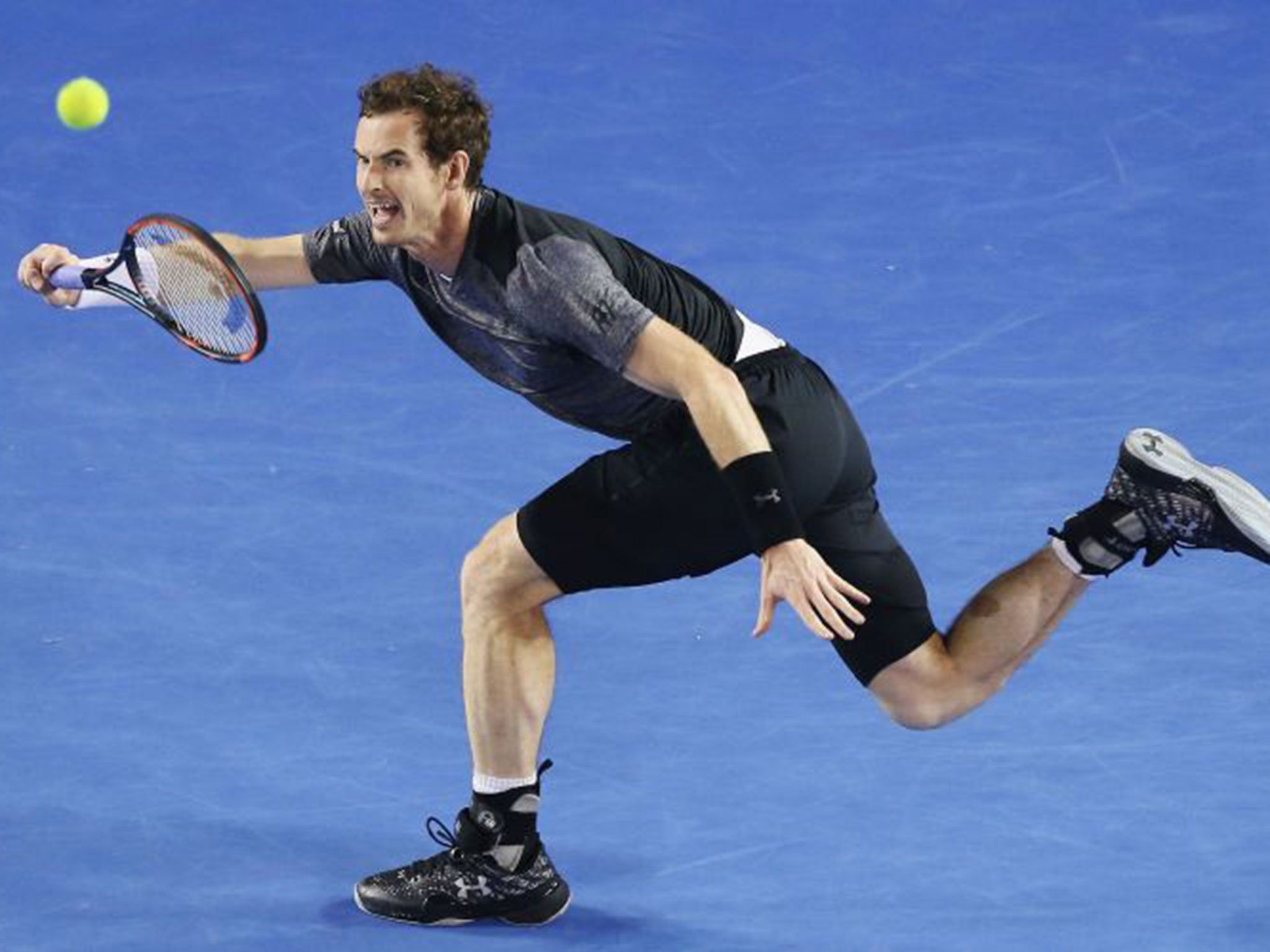 Federer Not Happy With Murray Andy Murray Get
