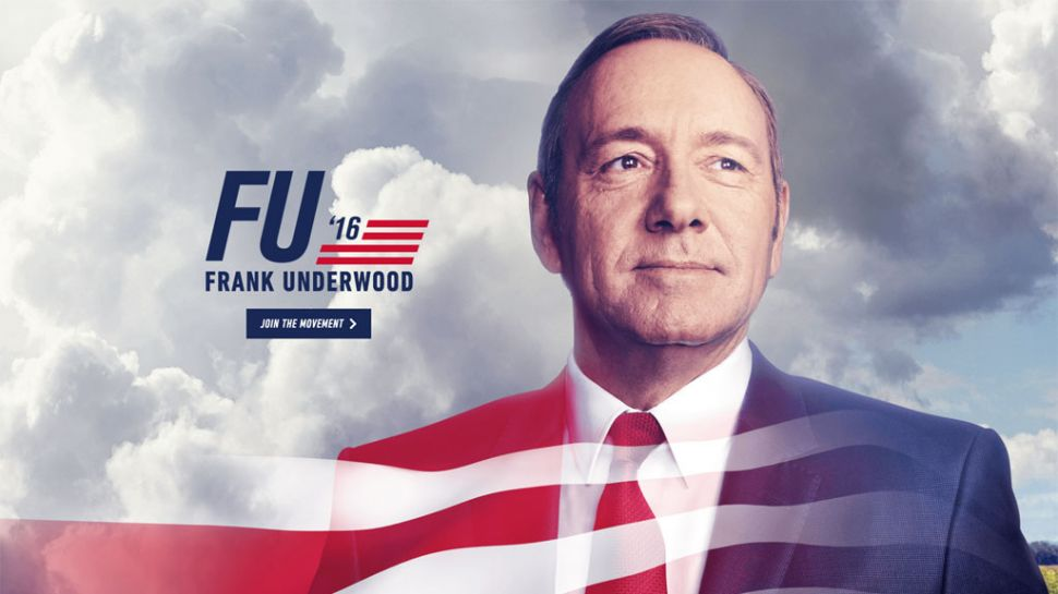 House of Cards fourth season review