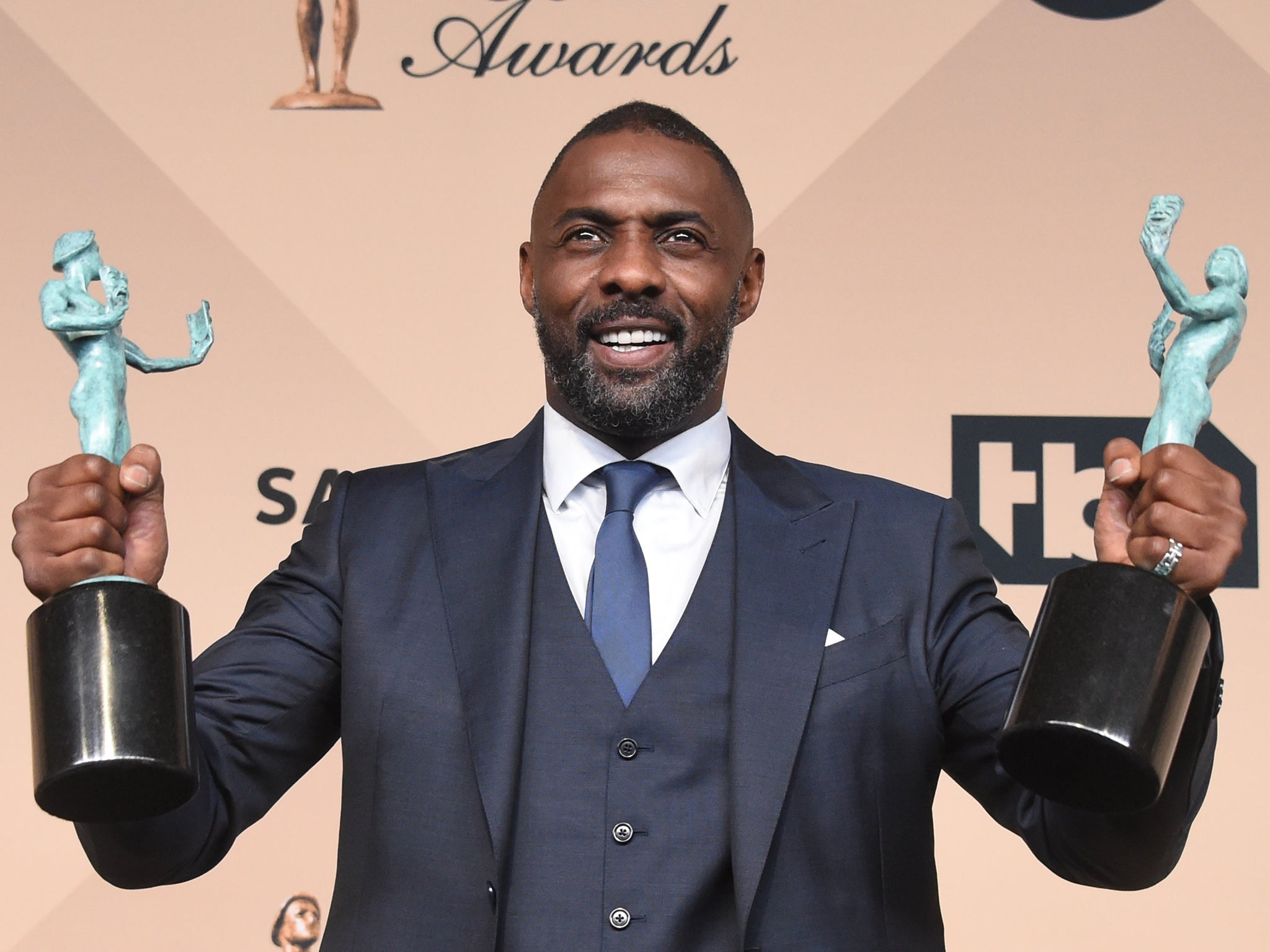 Tom Hiddleston would cause a stir as Bond, but Idris Elba is the only man who could shake up the franchise | Voices | The Independent