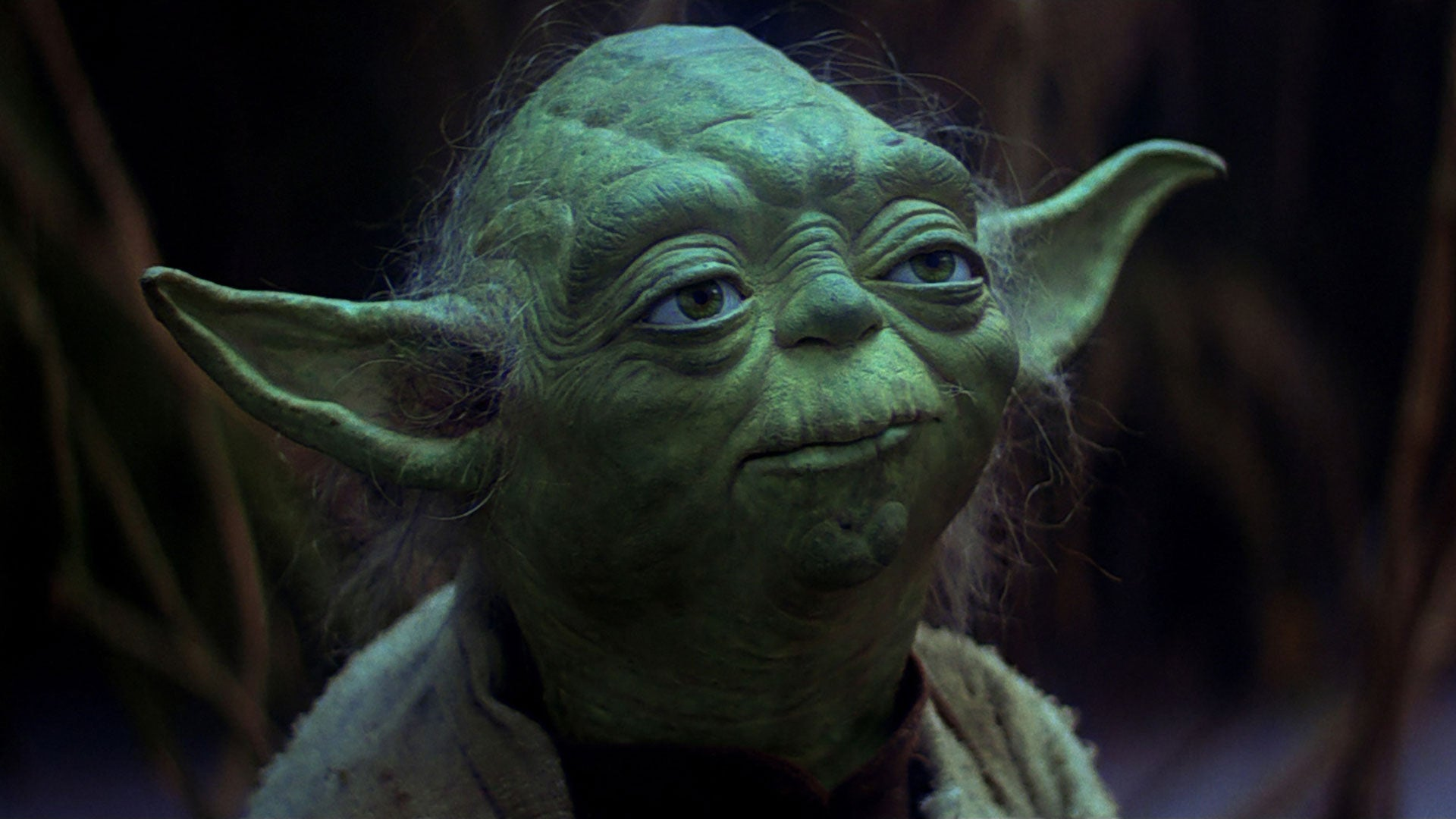 yoda empire strikes back wallpaper - photo #28