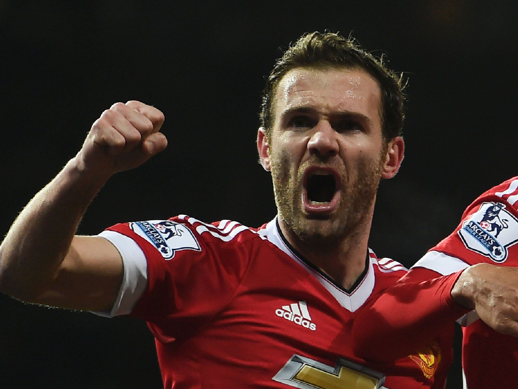 Manchester United can play attractive football under Louis van Gaal, says Juan Mata